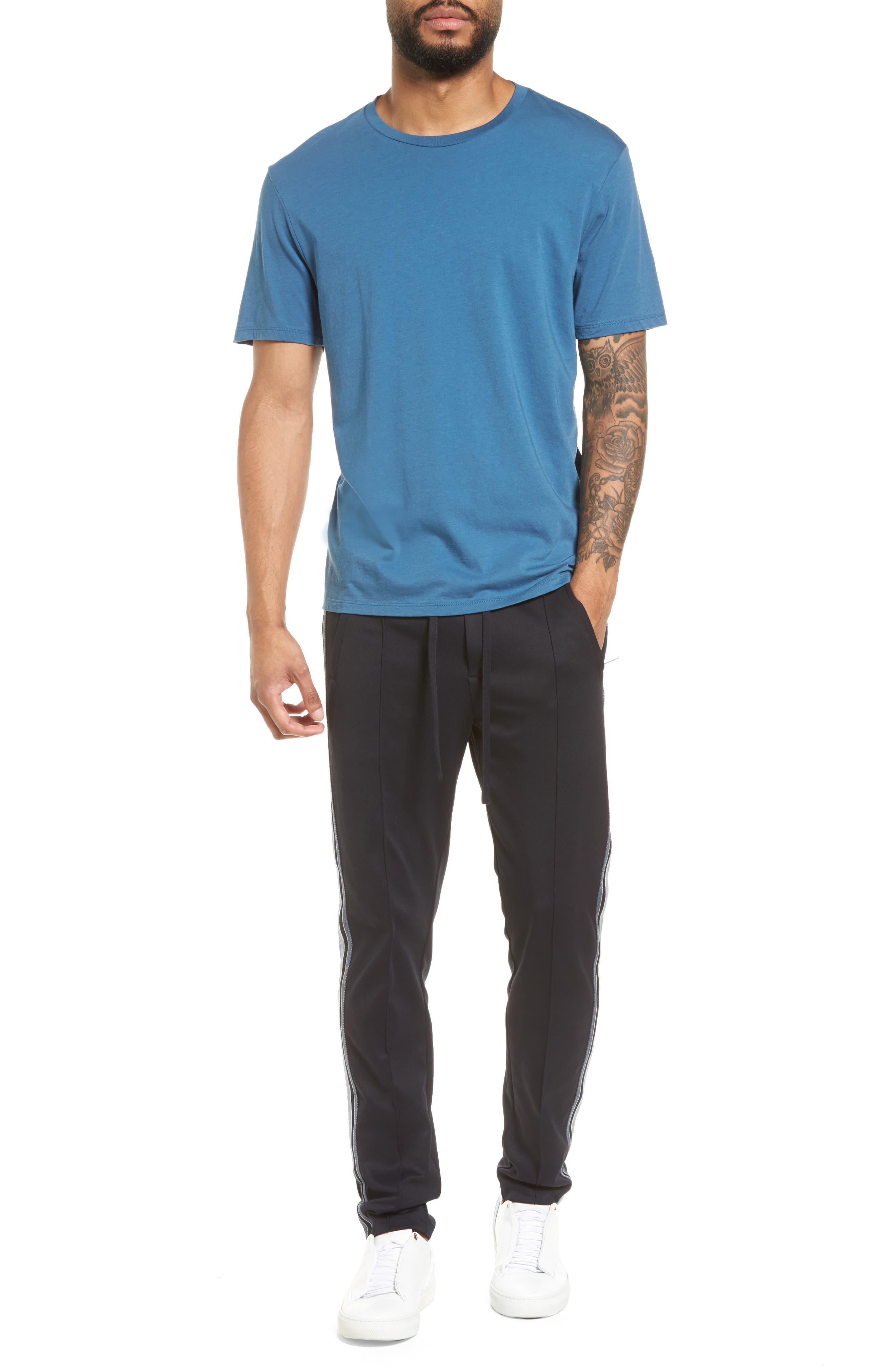 Slim Fit T-Shirt,                             Alternate thumbnail 7, color,                             SANTORINI