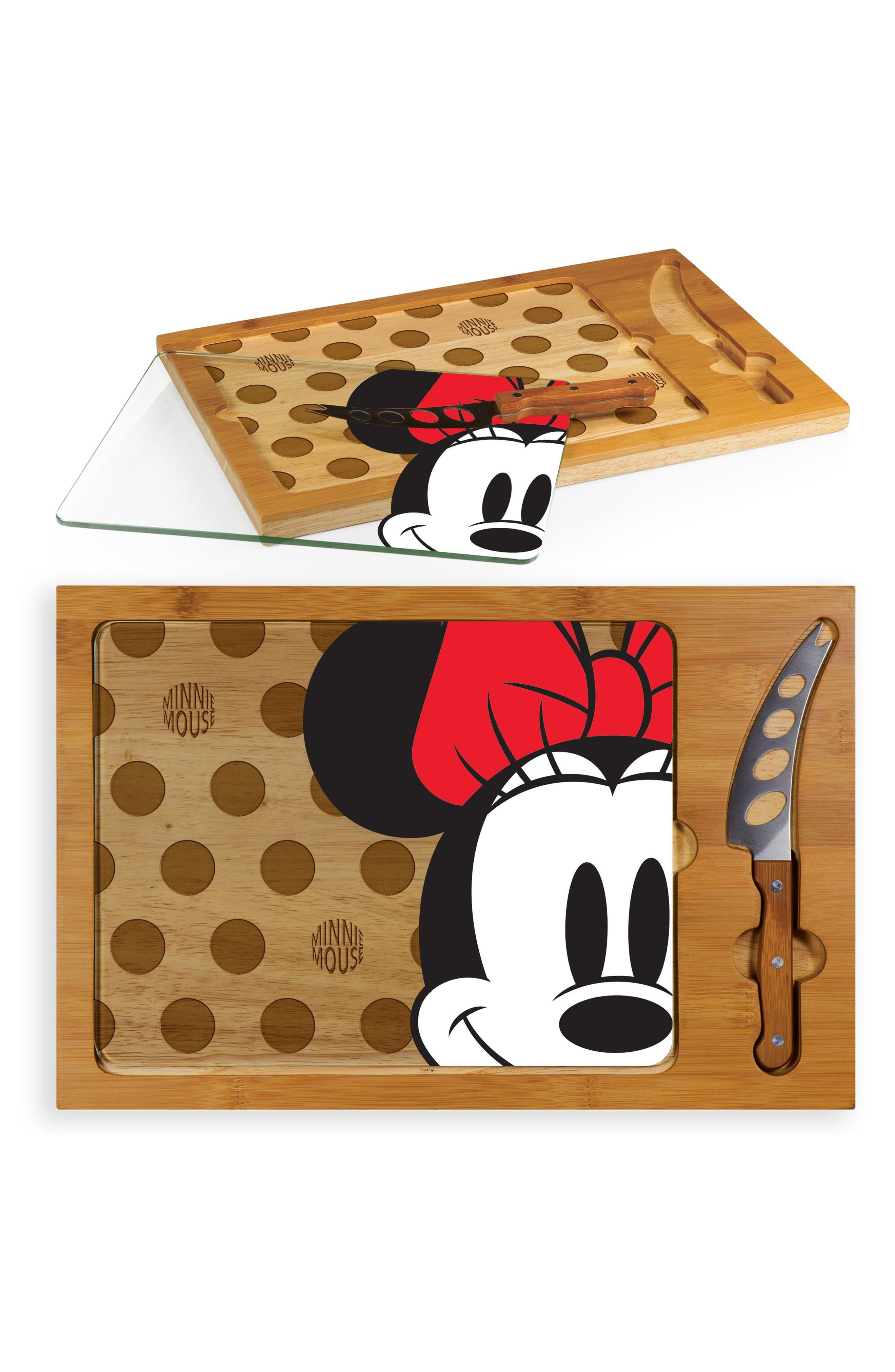 Icon - Disney 3-Piece Cheese Board Set,                             Alternate thumbnail 6, color,