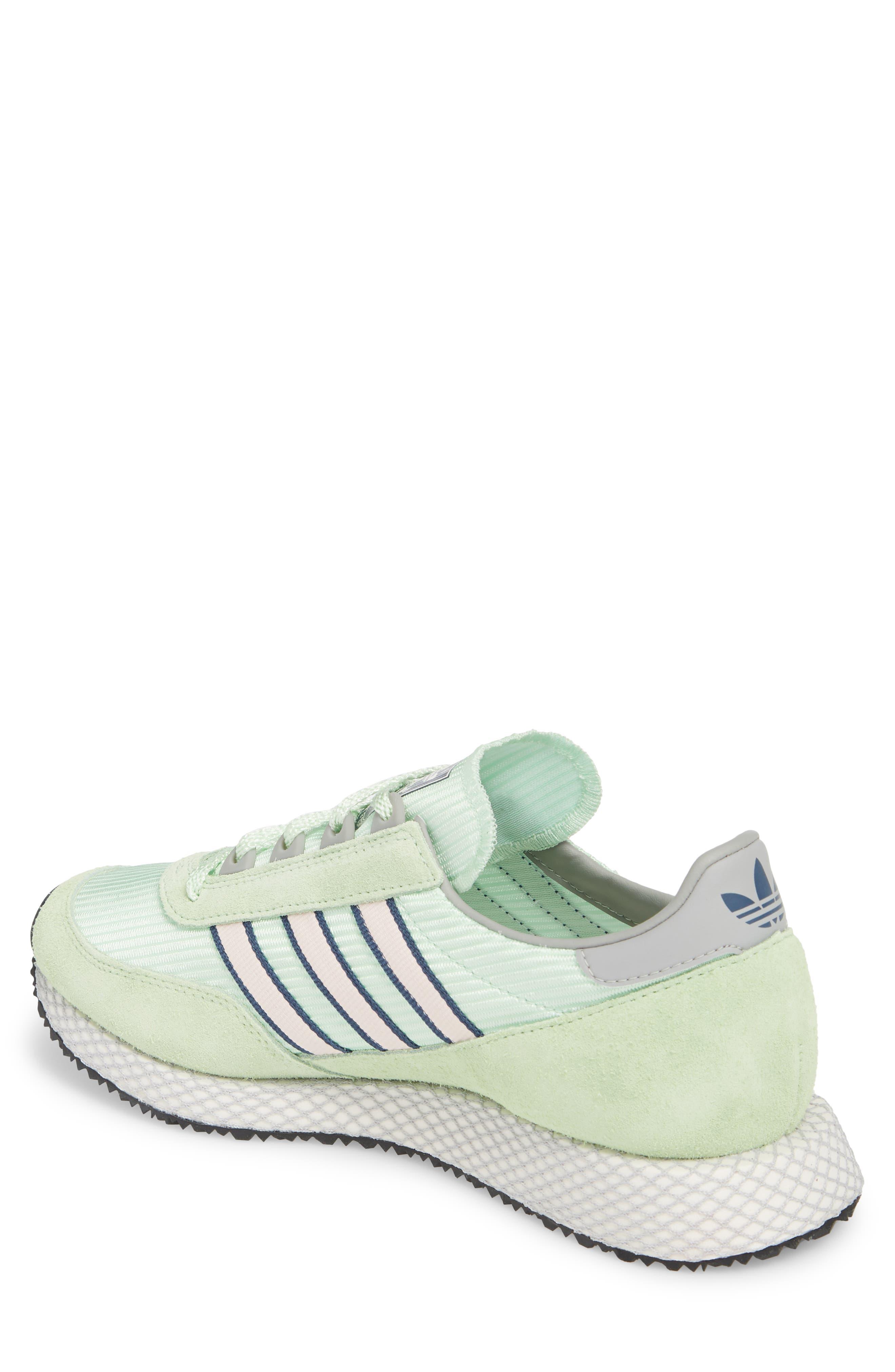 Glenbuck SPZL Sneaker,                             Alternate thumbnail 2, color,                             GREEN