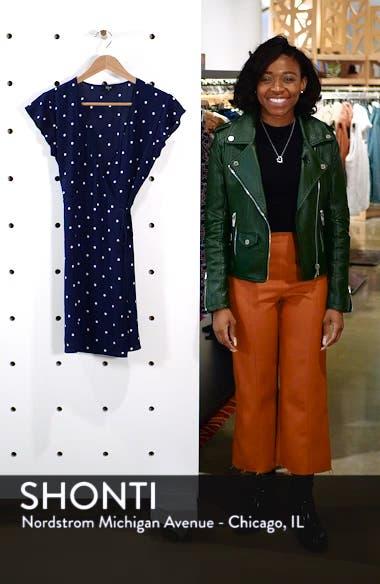 Brenna Wrap Dress, sales video thumbnail