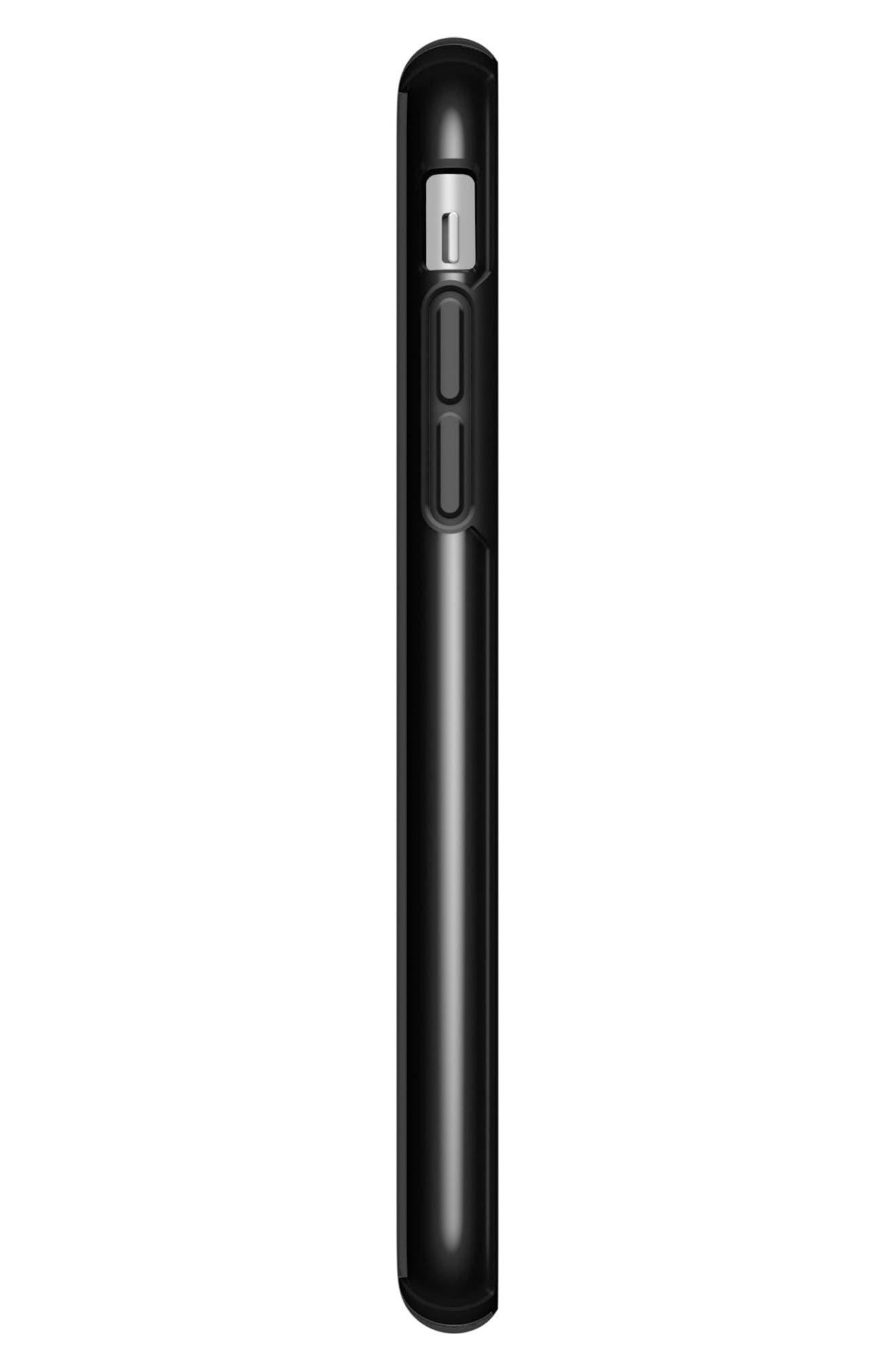 Transparent iPhone X & Xs Case,                             Alternate thumbnail 2, color,                             001
