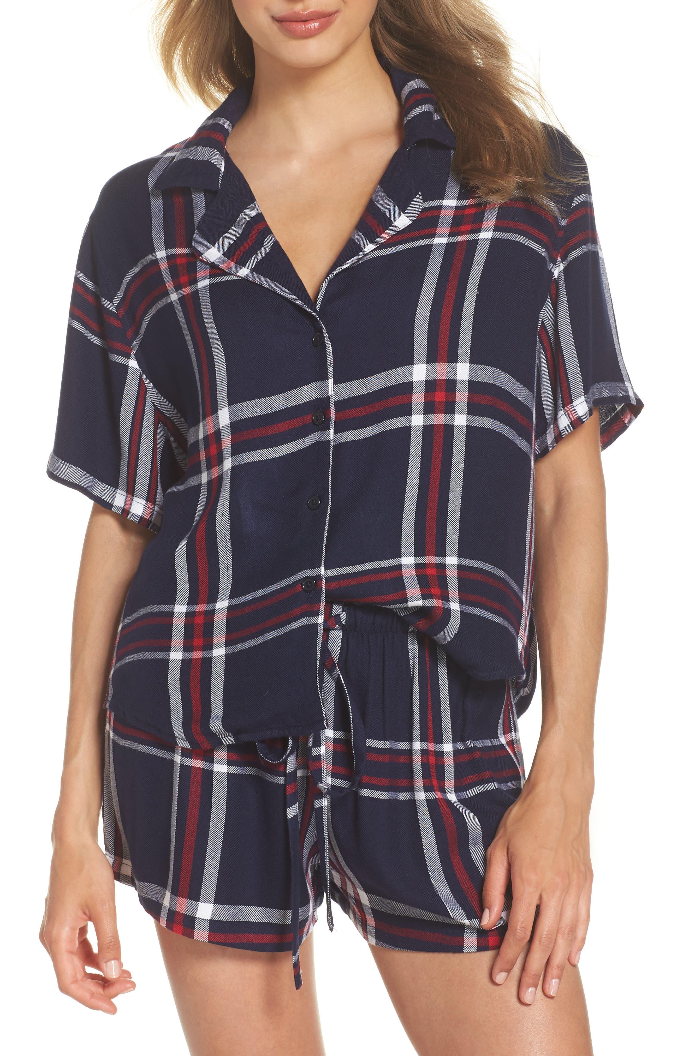 Short Pajamas,                             Main thumbnail 1, color,                             426
