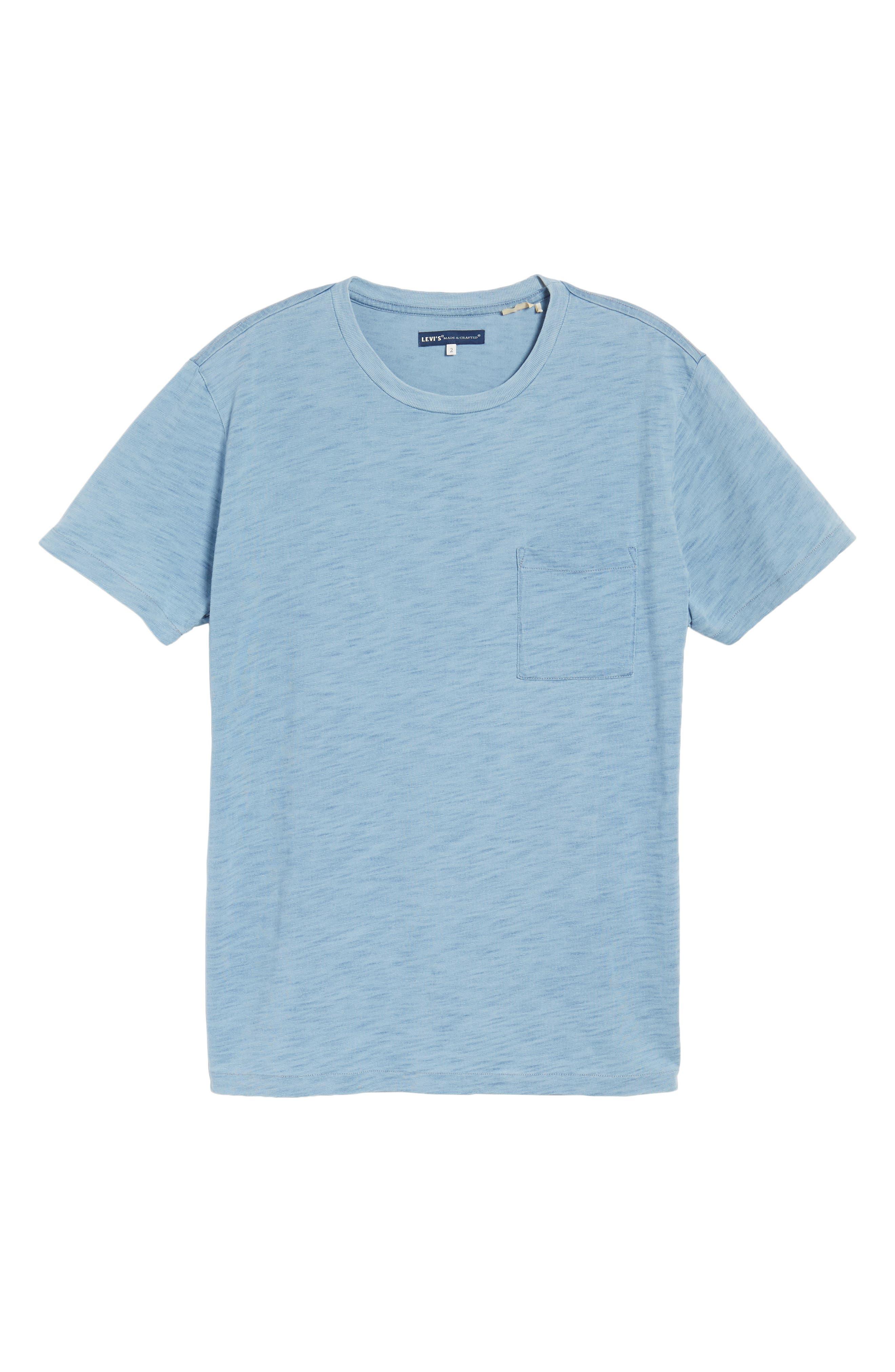 Pocket T-Shirt,                             Alternate thumbnail 6, color,                             420