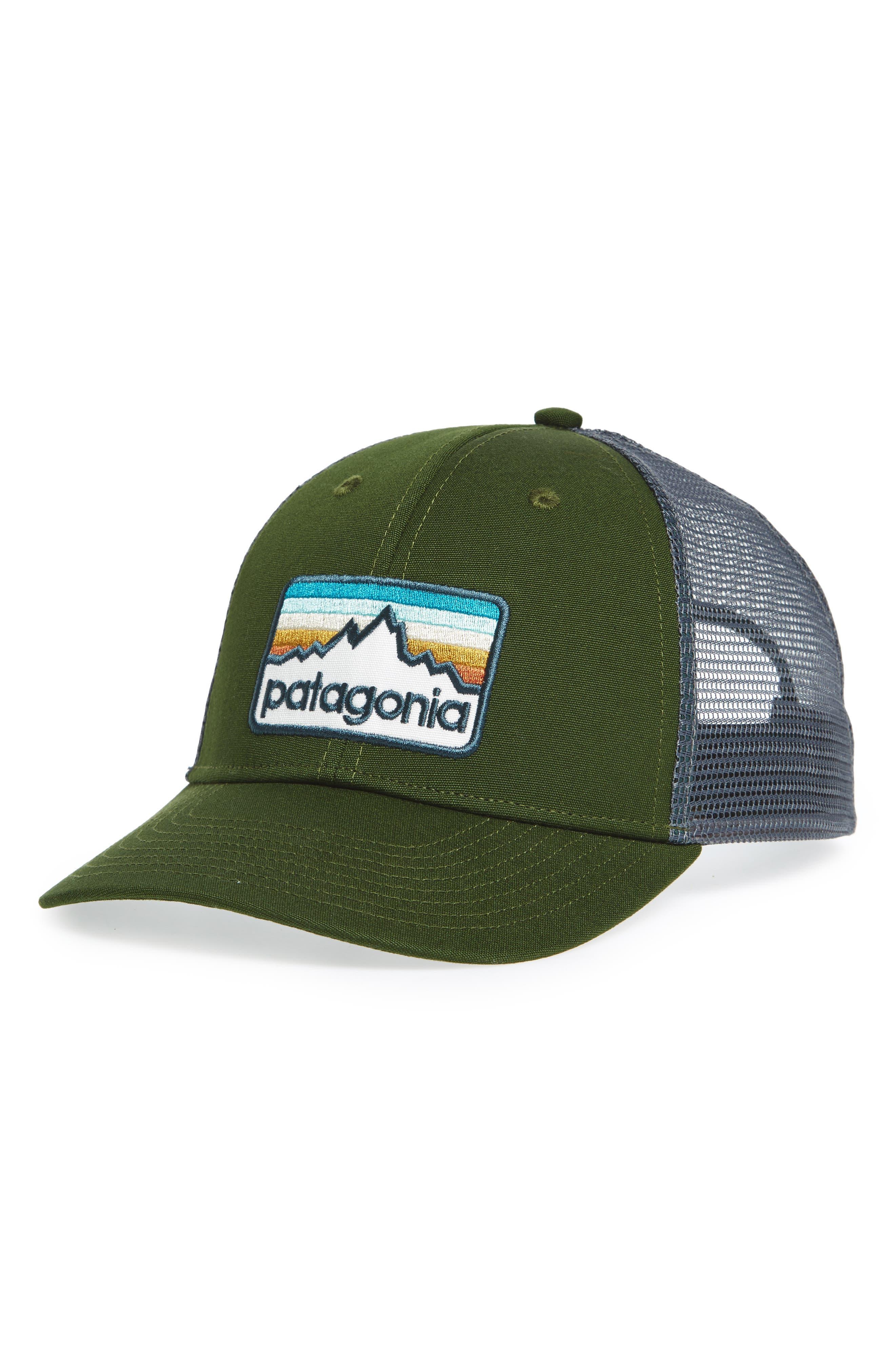 Logo Badge Trucker Hat,                             Main thumbnail 3, color,