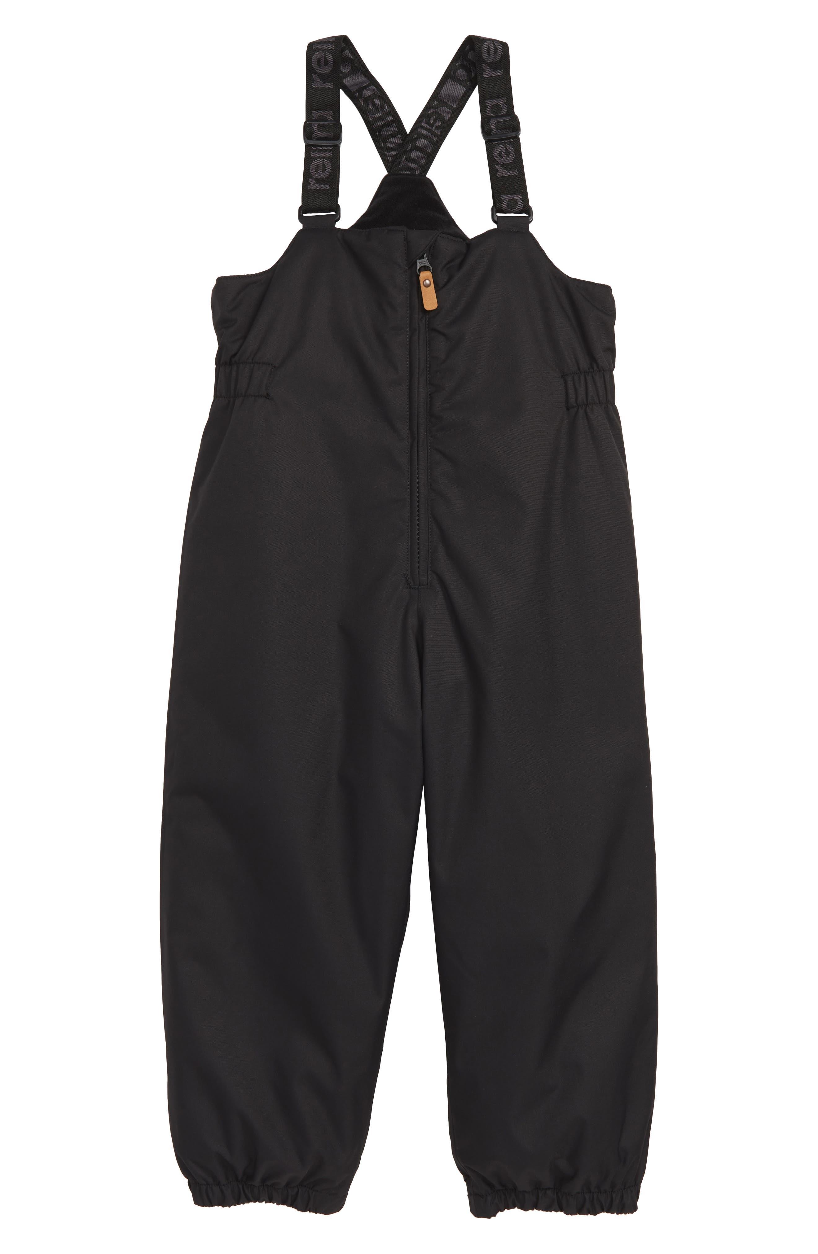 Boys Reima Matias Reimatec Waterproof  Windproof Insulated Snow Pants Size 5Y  110 cm  Black