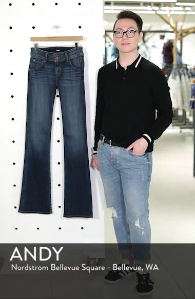 Signature Bootcut Jeans, sales video thumbnail