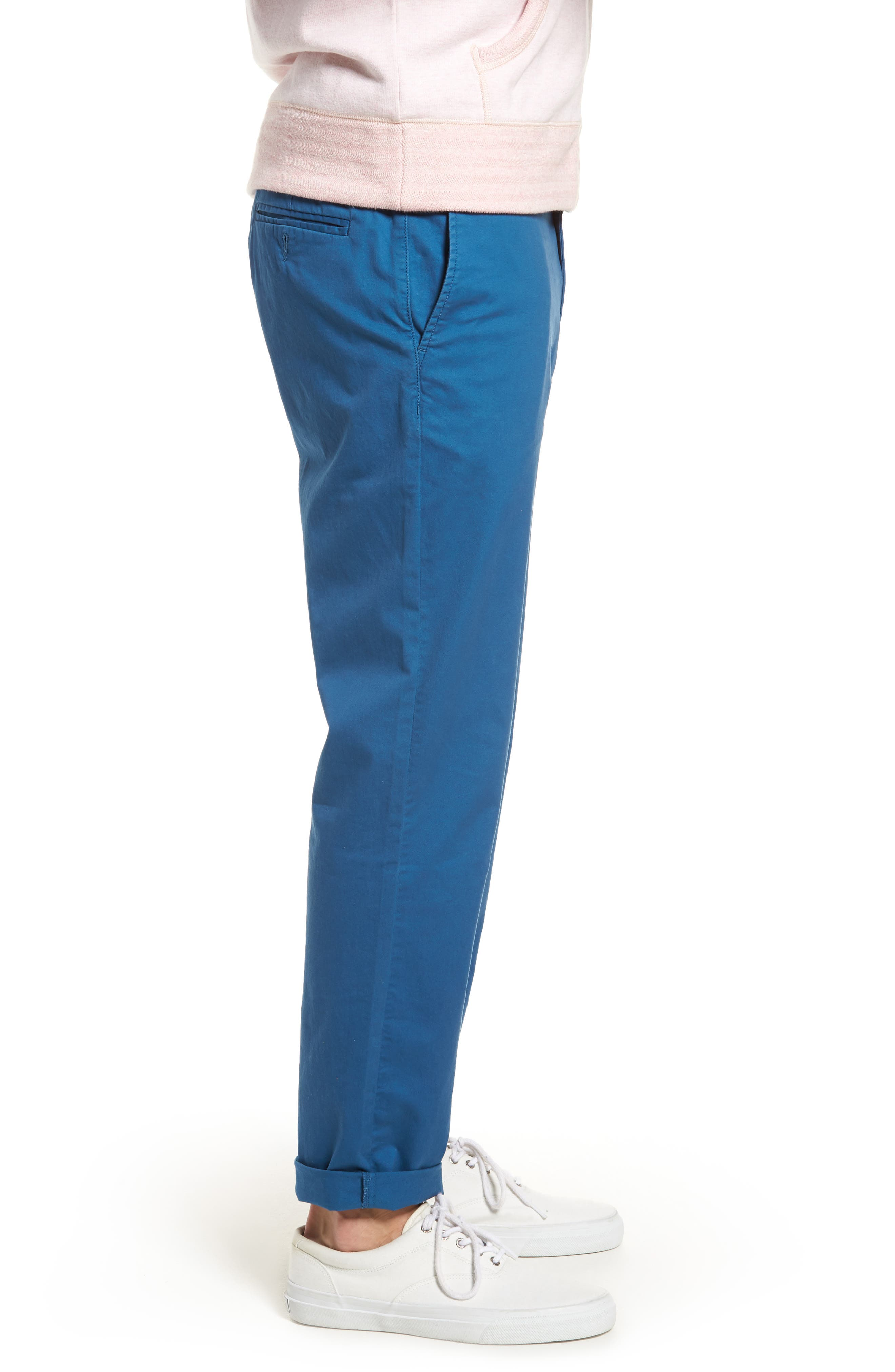 Fremont Relaxed Slim Fit Chinos,                             Alternate thumbnail 19, color,