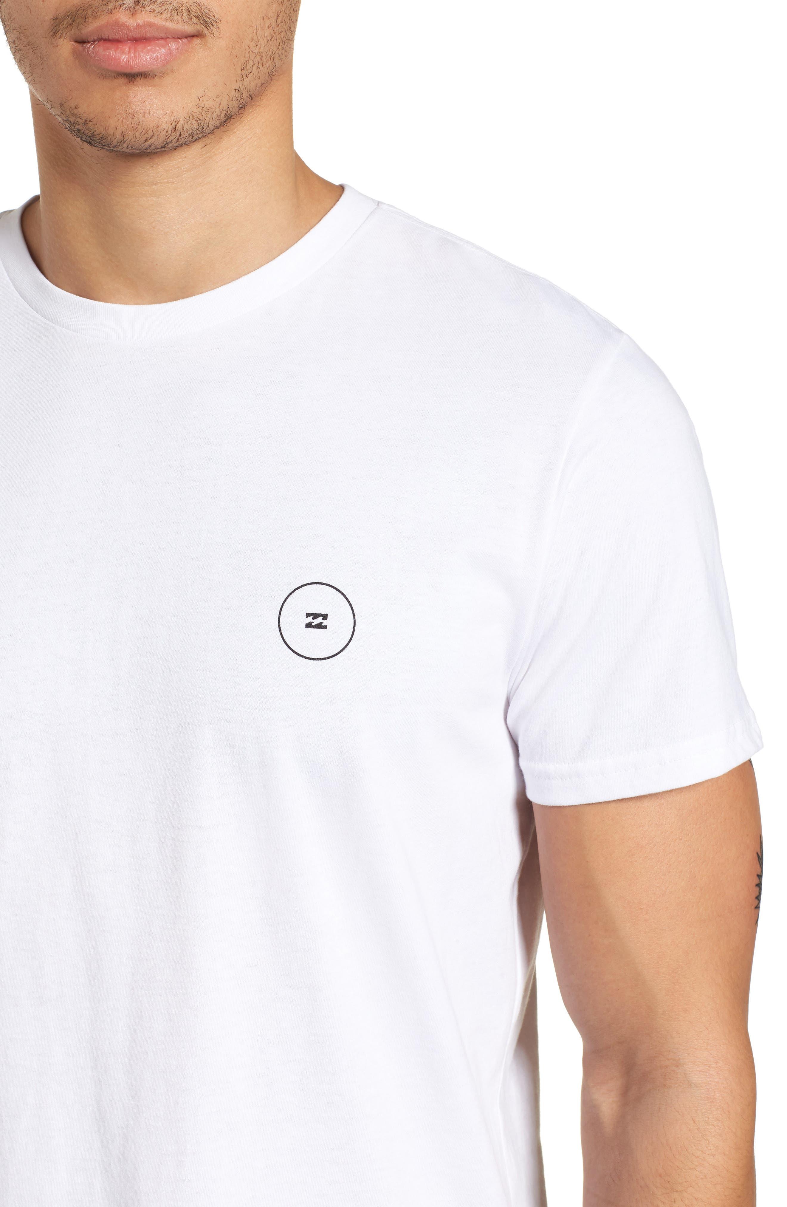 Mood Graphic T-Shirt,                             Alternate thumbnail 4, color,                             100