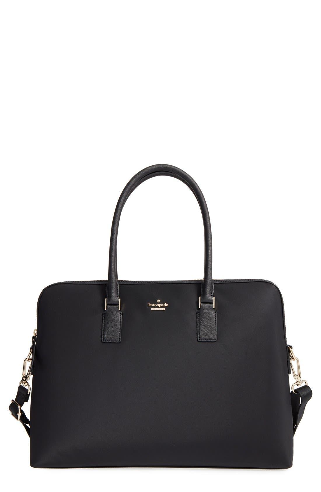 daveney 15 inch laptop bag,                             Main thumbnail 1, color,                             001