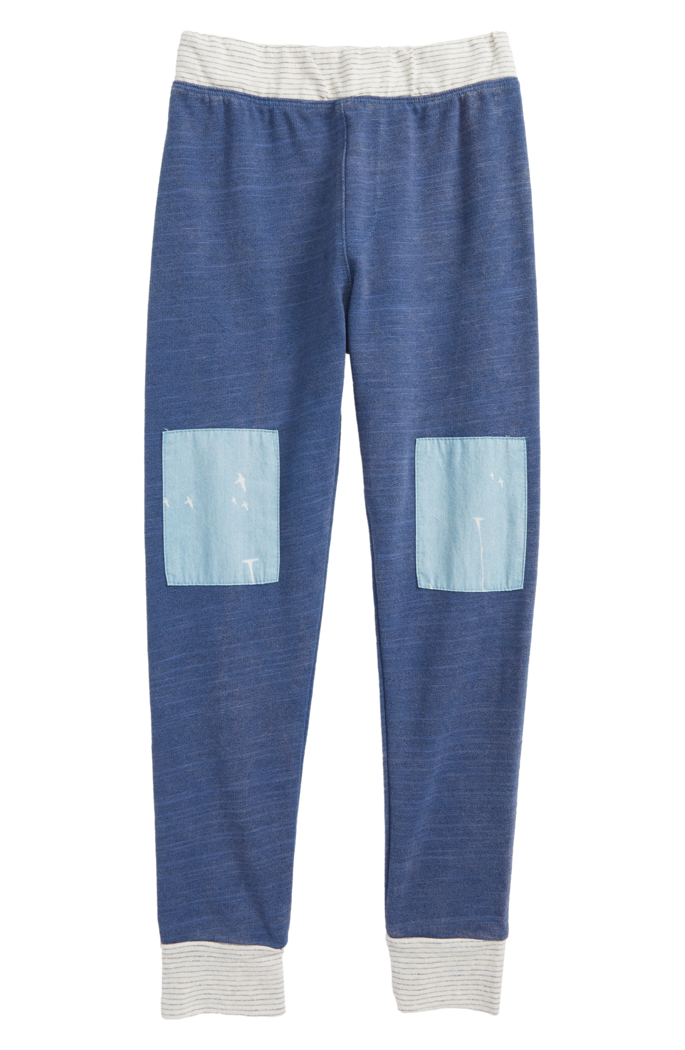 Theo Knee Patch Jogger Pants,                             Main thumbnail 1, color,