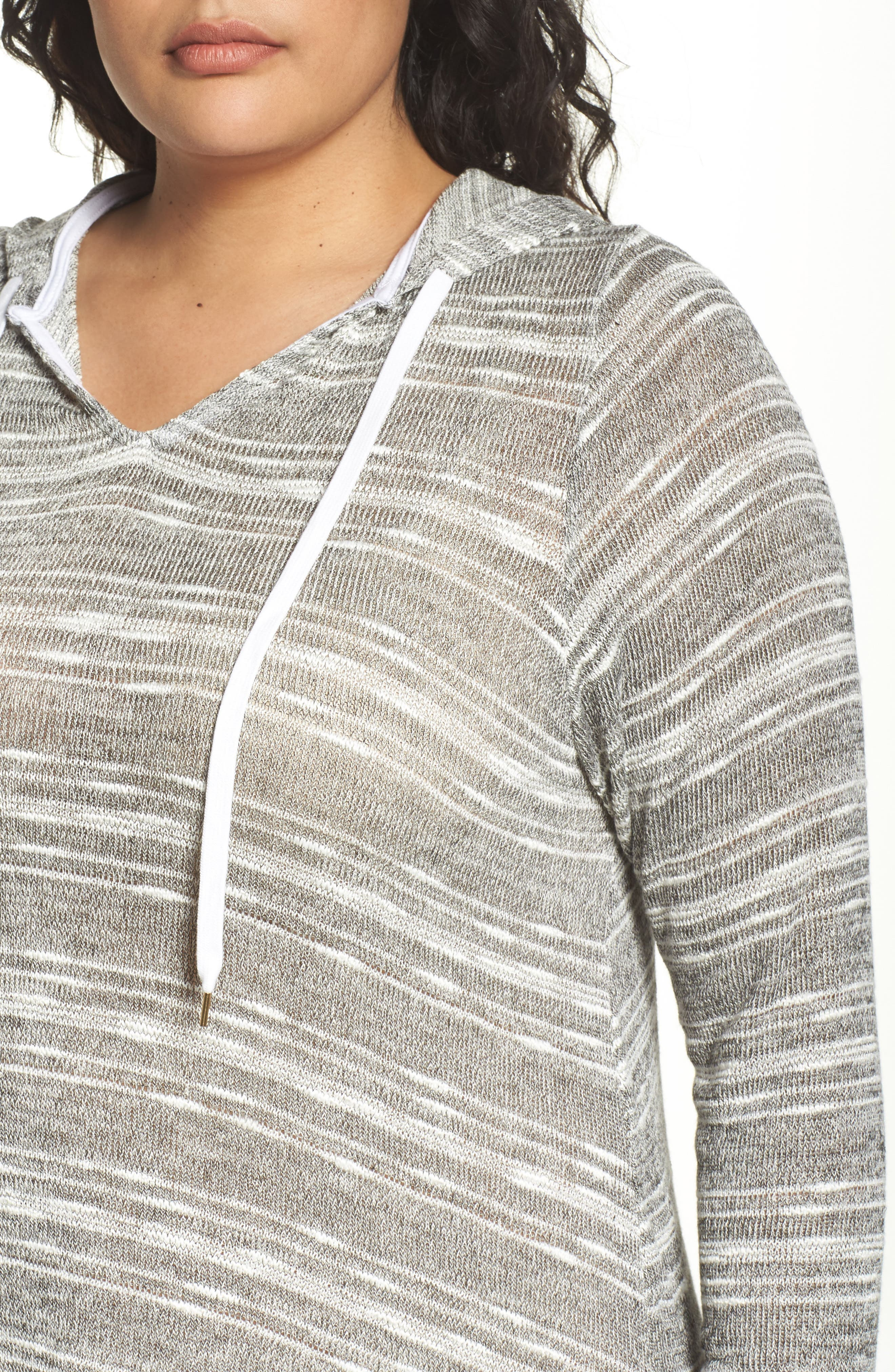 Cover-Up Tunic,                             Alternate thumbnail 4, color,                             001