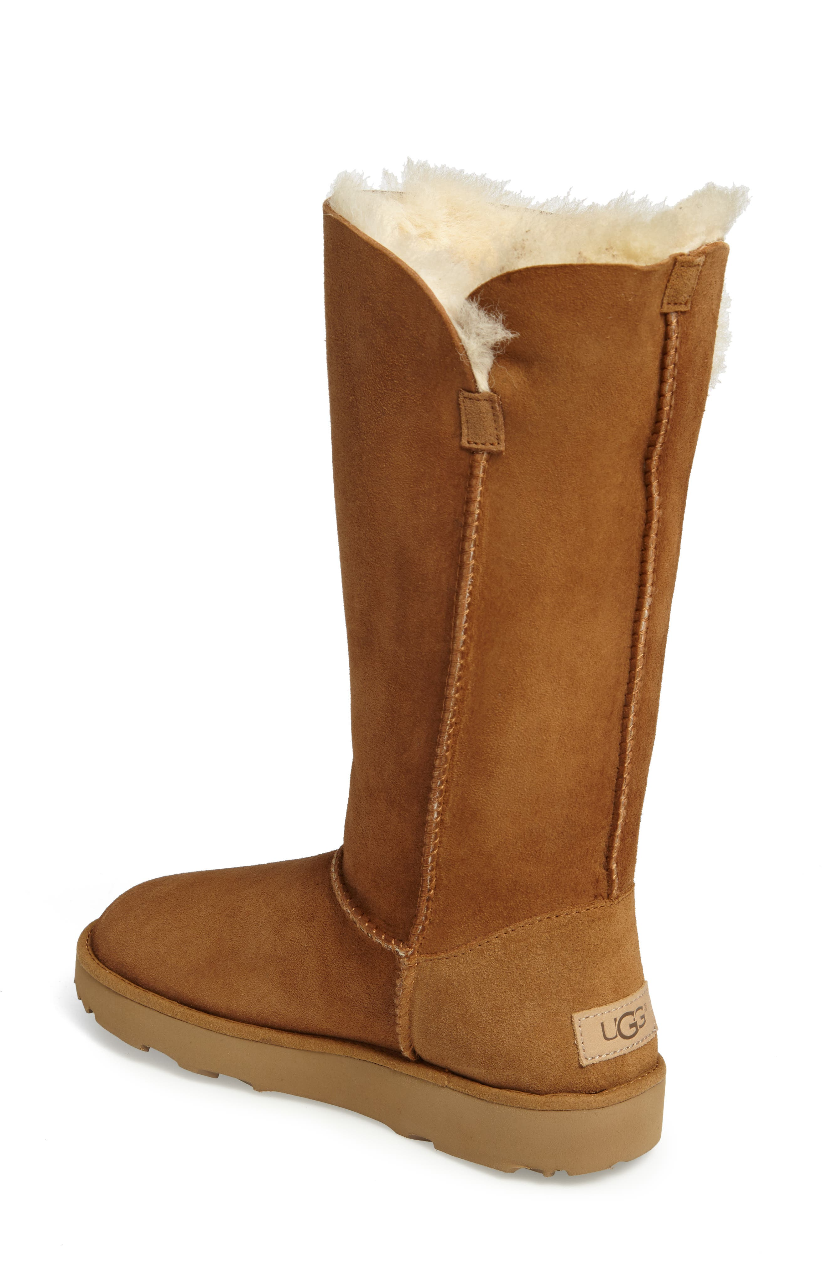 Classic Cuff Tall Boot,                             Alternate thumbnail 6, color,