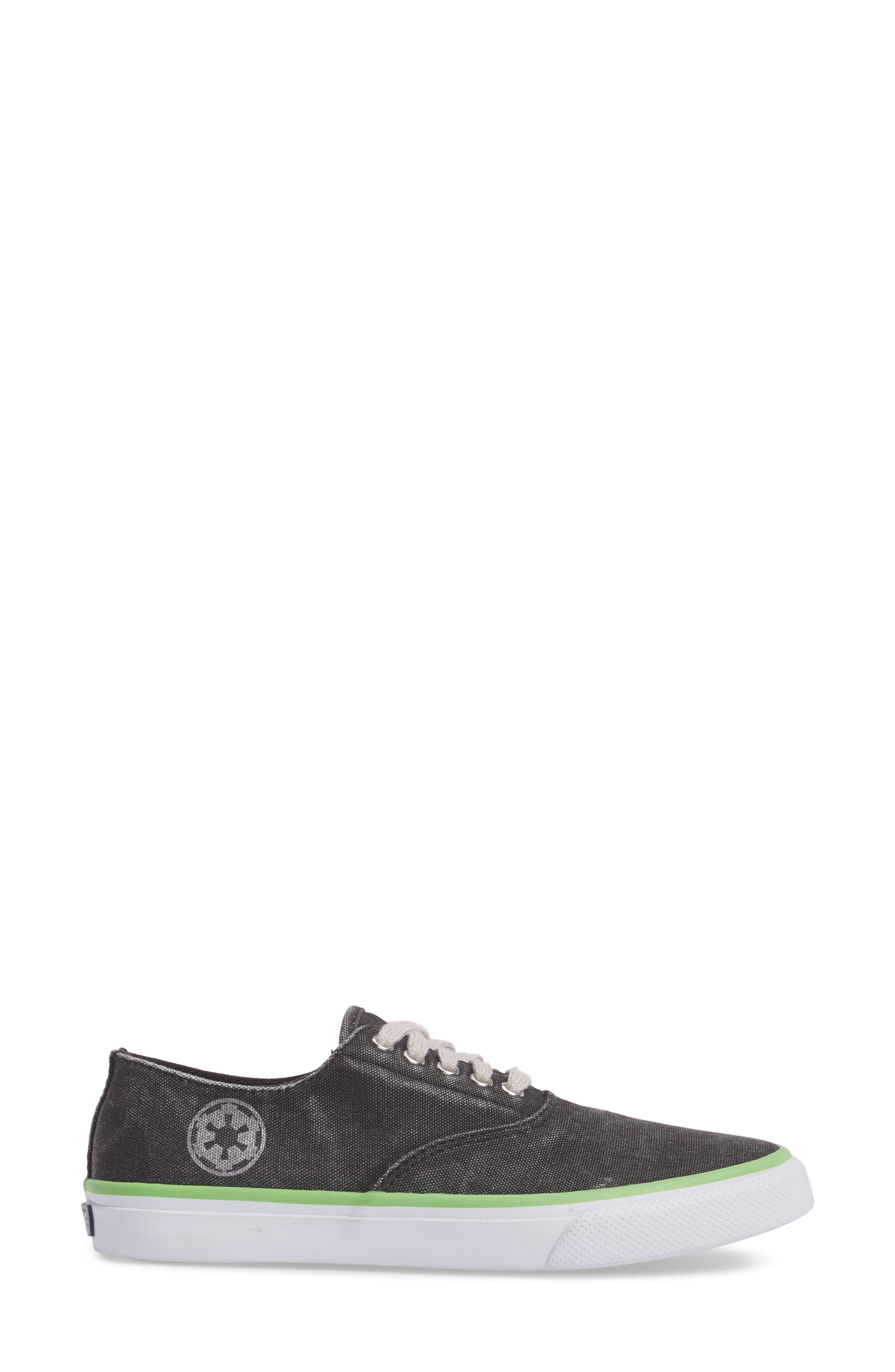 Star Wars<sup>™</sup> Dark Side CVO Sneaker,                             Alternate thumbnail 3, color,                             001