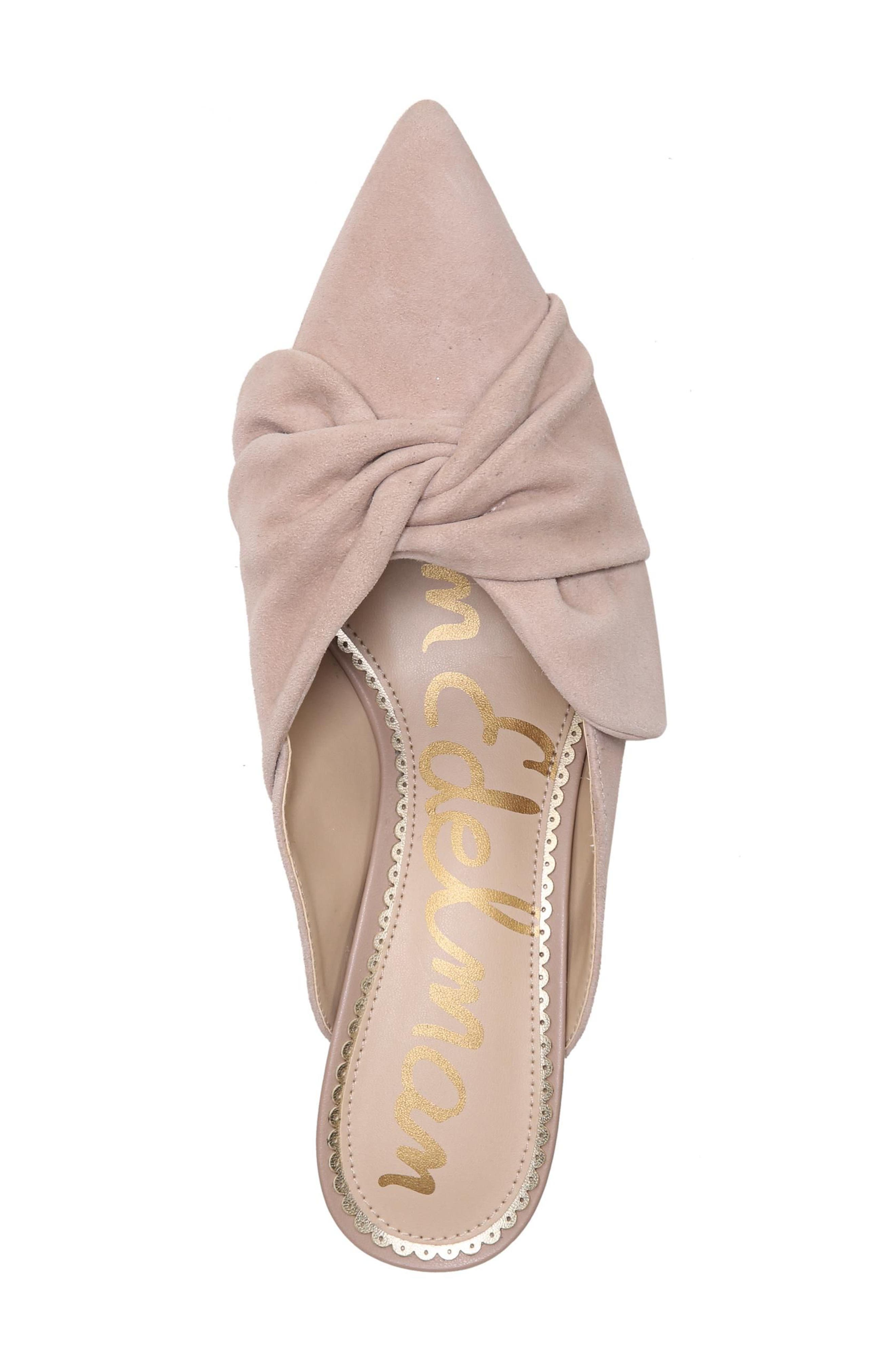 Laney Pointy Toe Mule,                             Alternate thumbnail 24, color,