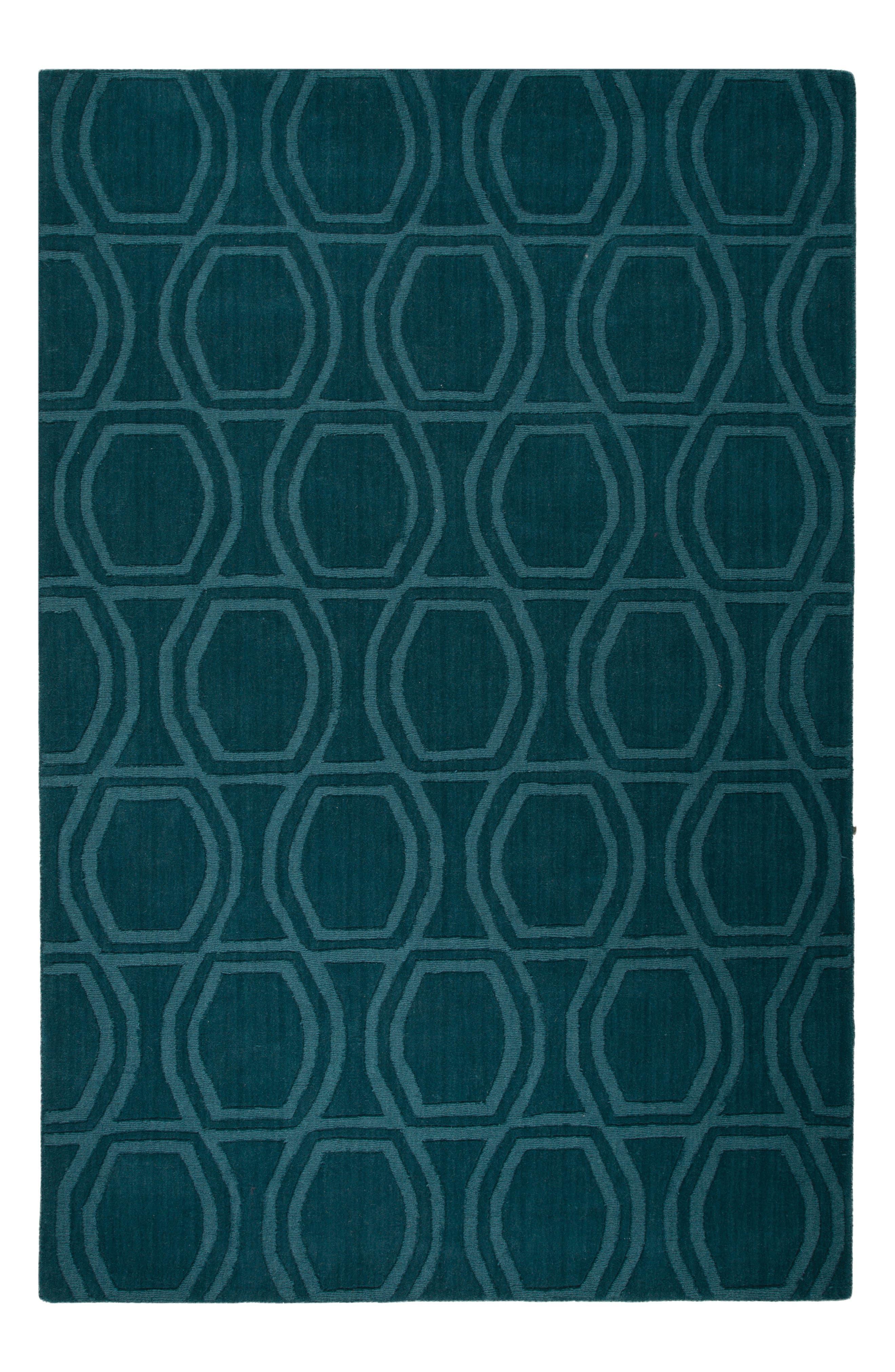 'astor' wool rug,                             Main thumbnail 5, color,