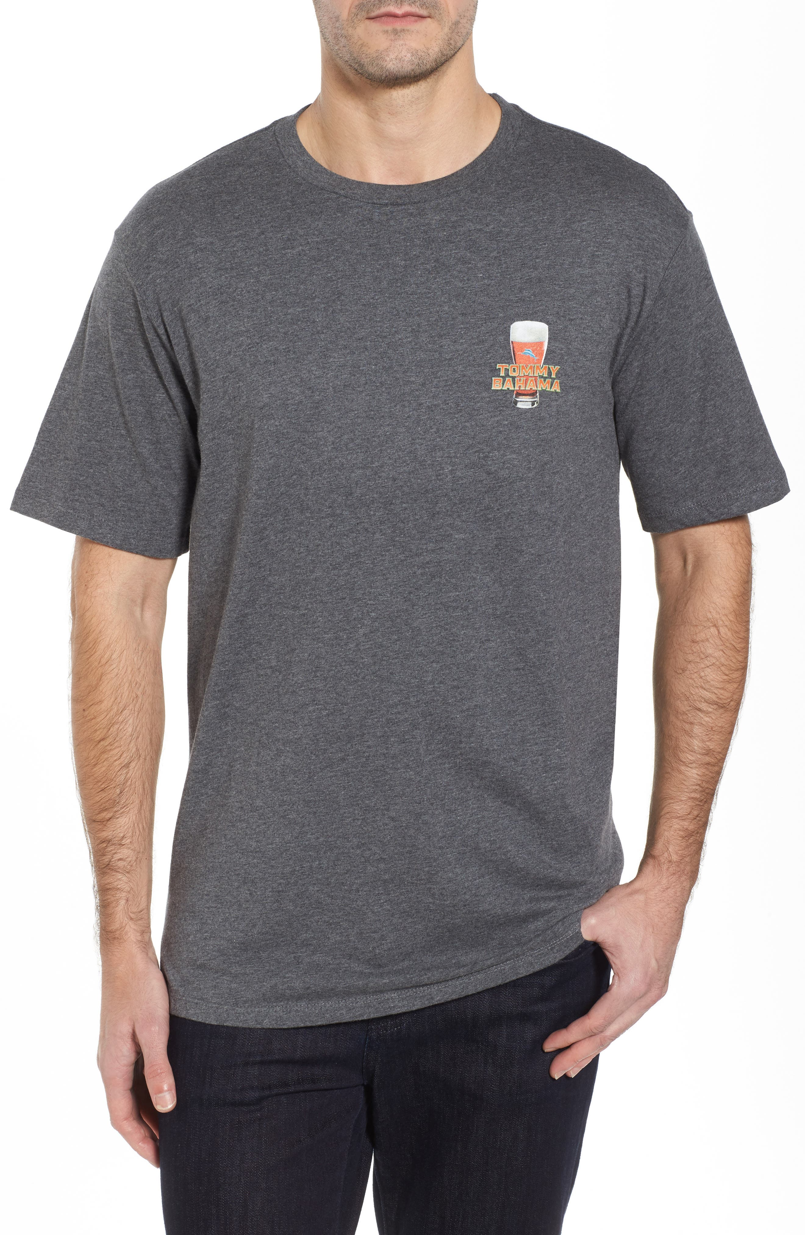 Room with a Brew T-Shirt,                             Main thumbnail 1, color,                             050