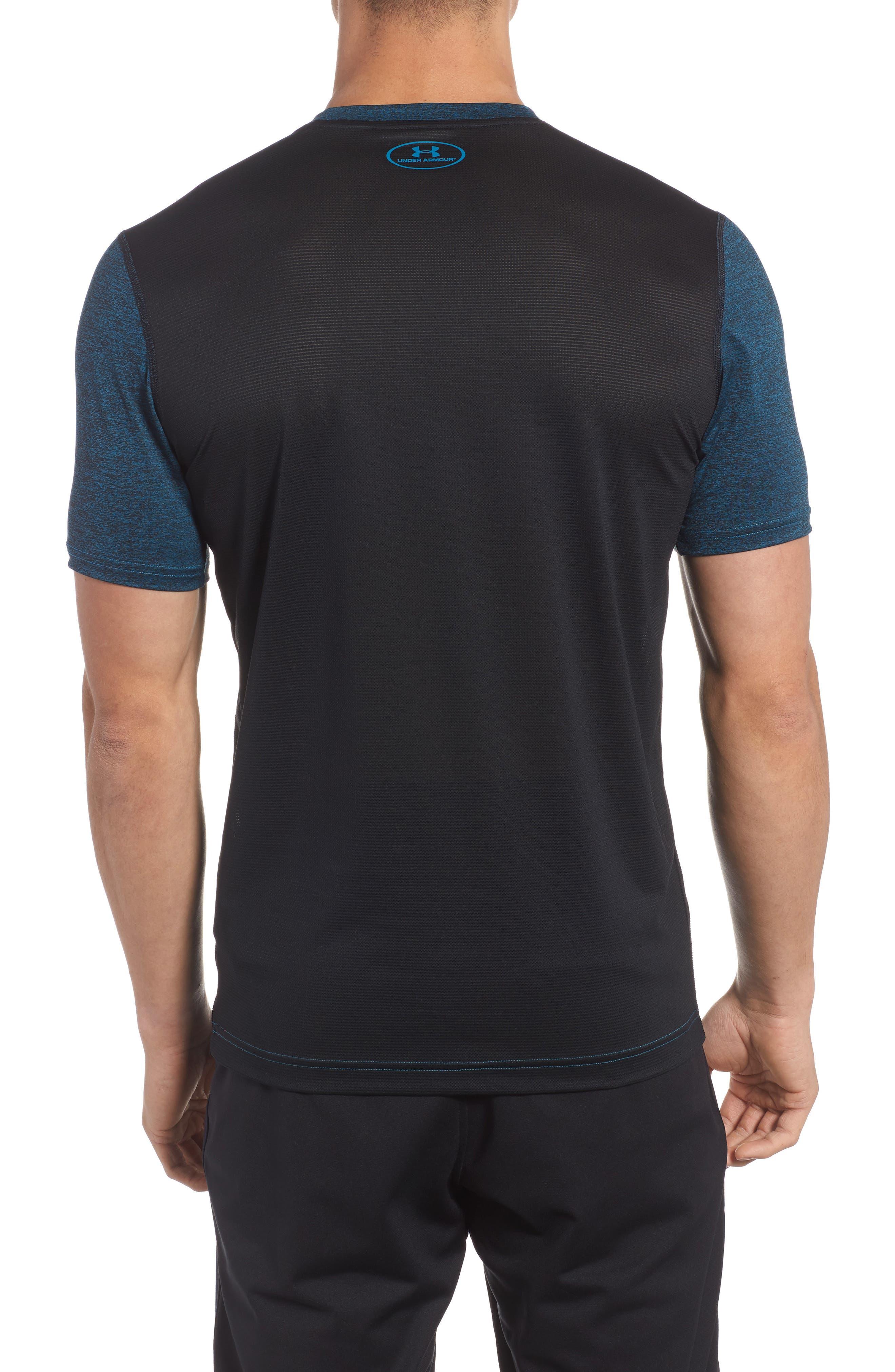 'Raid' HeatGear<sup>®</sup> Training T-Shirt,                             Alternate thumbnail 29, color,