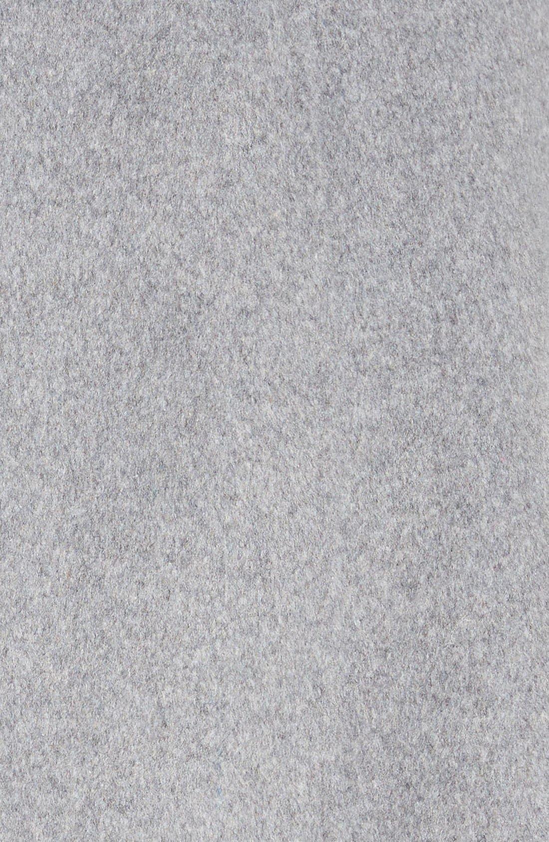 Wool Blend Long Military Coat,                             Alternate thumbnail 22, color,