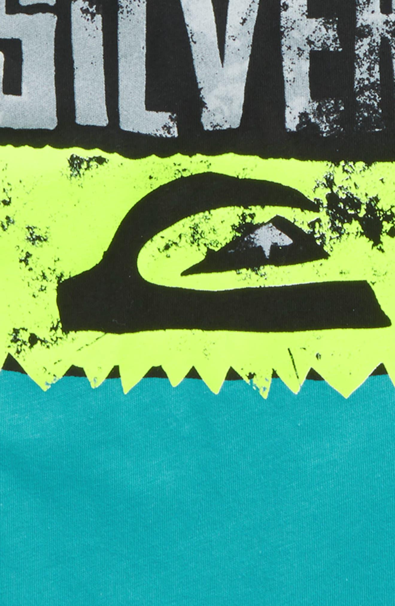 Awaken The Vibe Graphic T-Shirt,                             Alternate thumbnail 5, color,