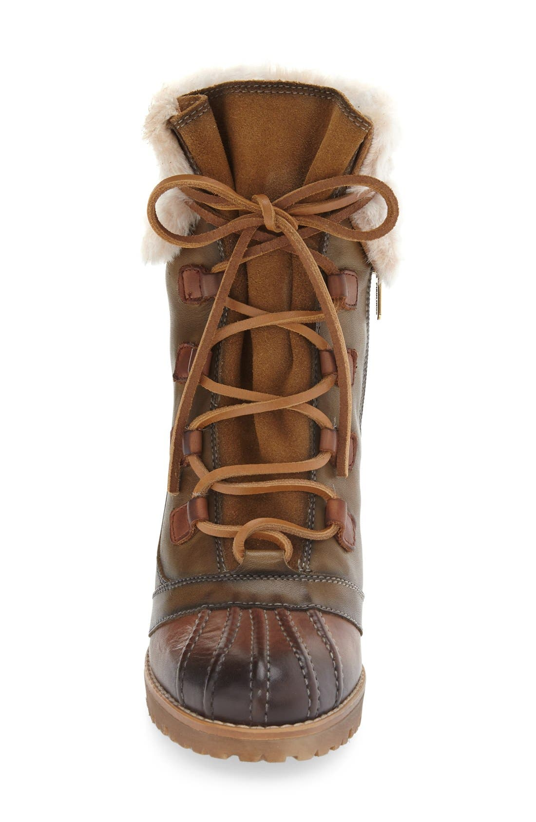 'Connelly' Lace-Up Boot,                             Alternate thumbnail 3, color,                             205