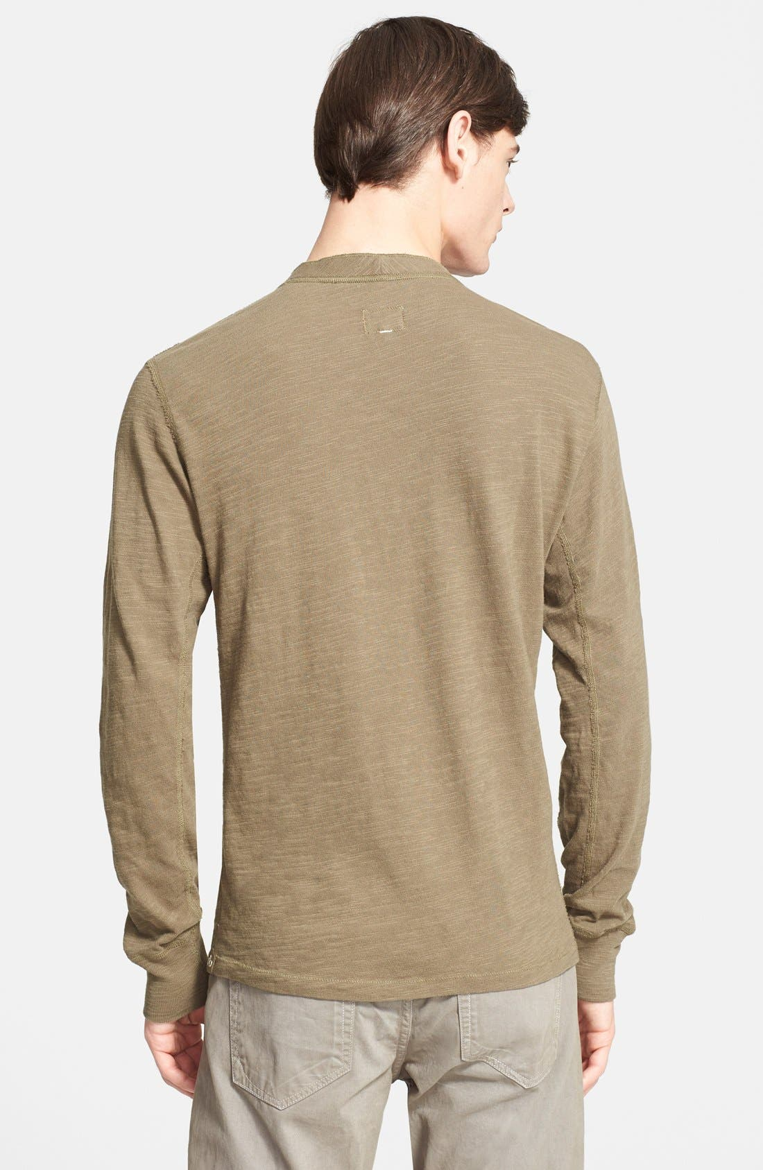 Standard Issue Slub Cotton Henley,                             Alternate thumbnail 21, color,