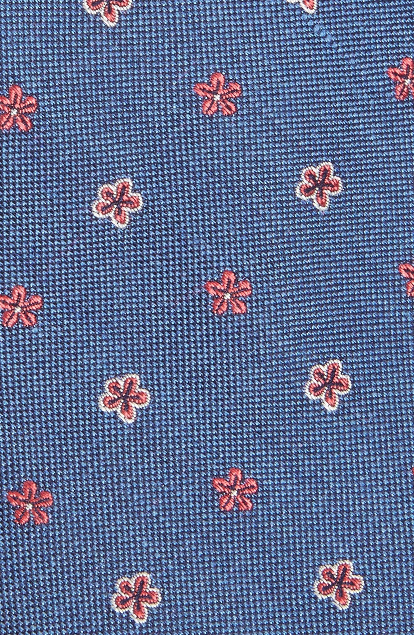 Essex Floral Silk Blend Tie,                             Alternate thumbnail 2, color,                             400