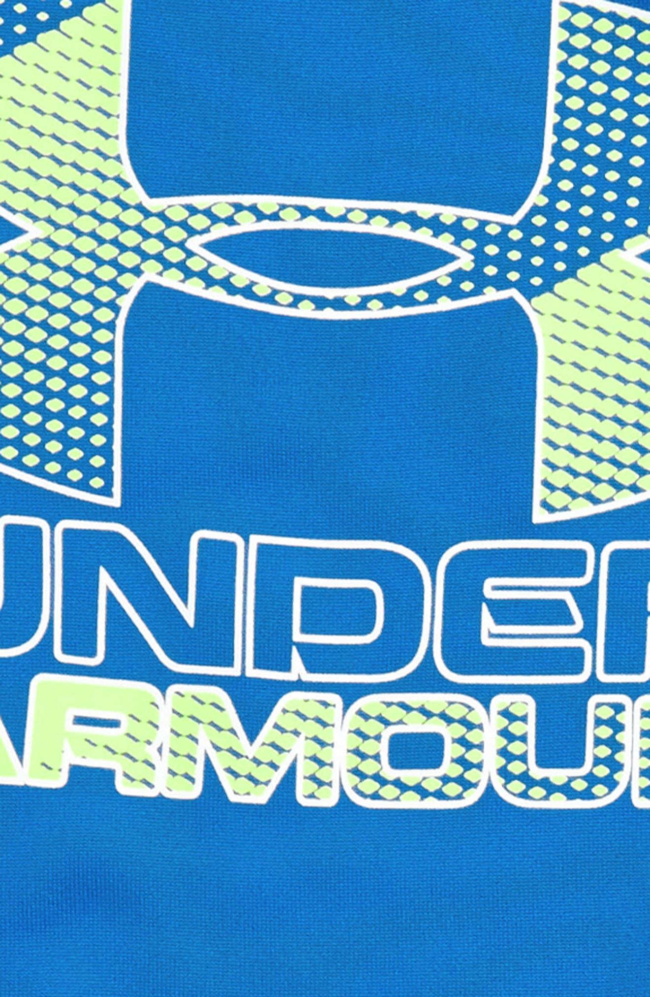 Hybrid Logo Graphic Bodysuit & Pants Set,                             Alternate thumbnail 2, color,                             400