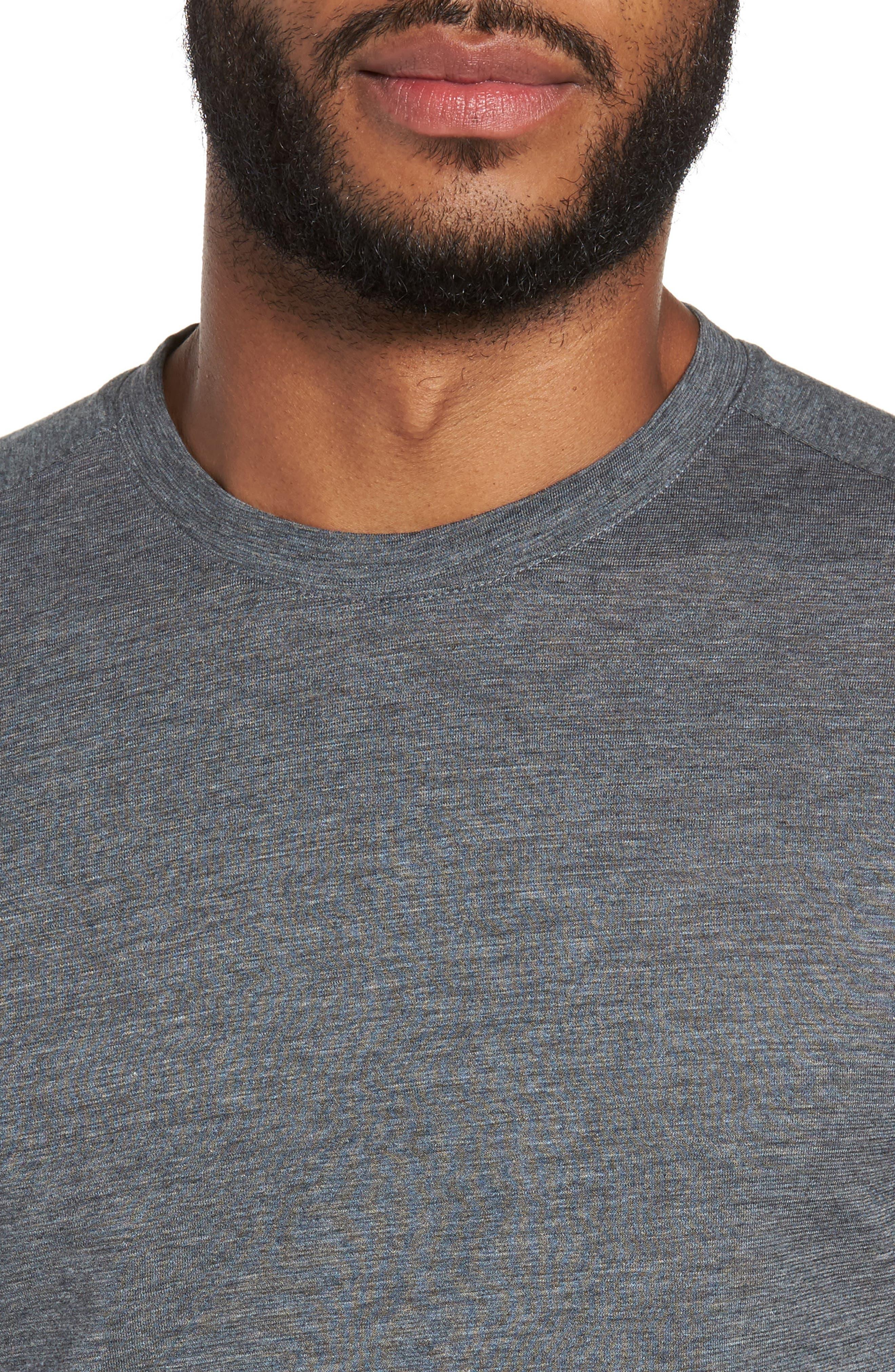 Tenison Long Sleeve T-Shirt,                             Alternate thumbnail 4, color,                             030
