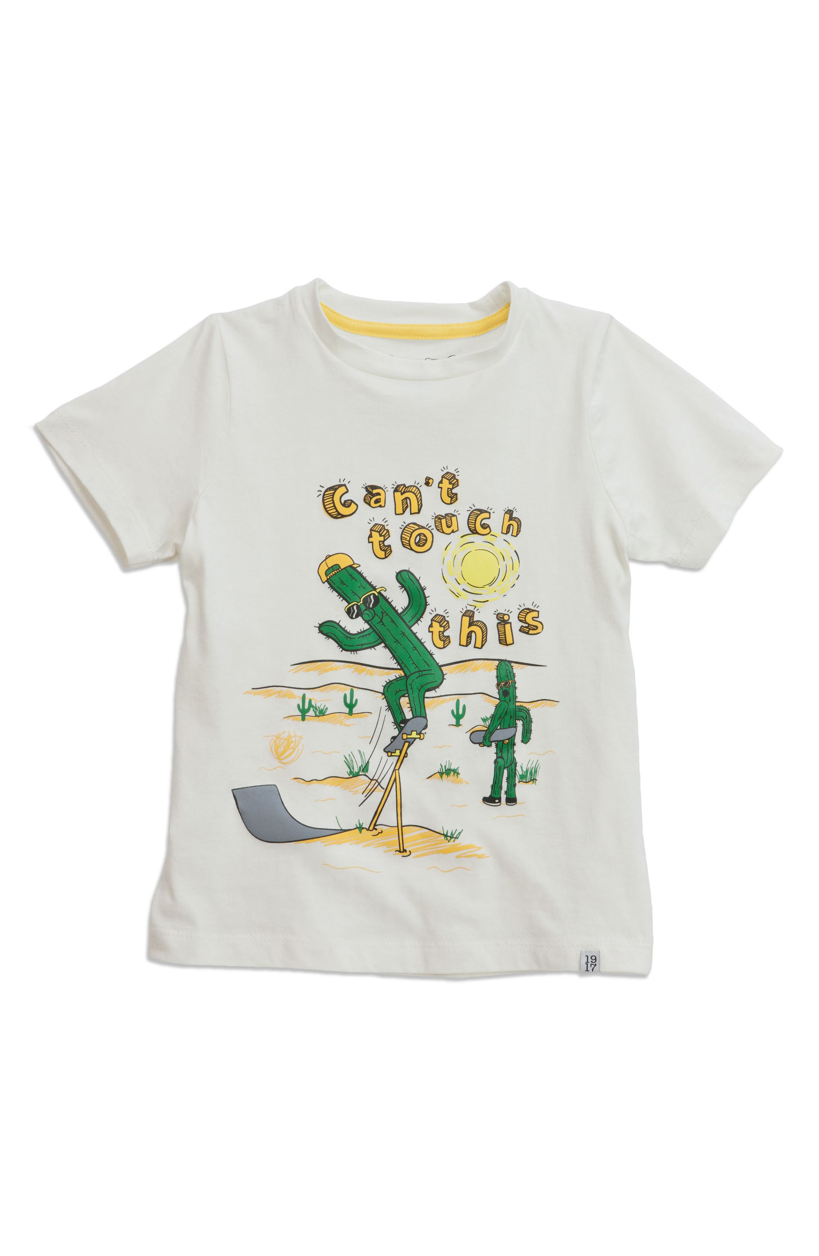 Can't Touch This Graphic T-Shirt,                             Main thumbnail 1, color,                             020