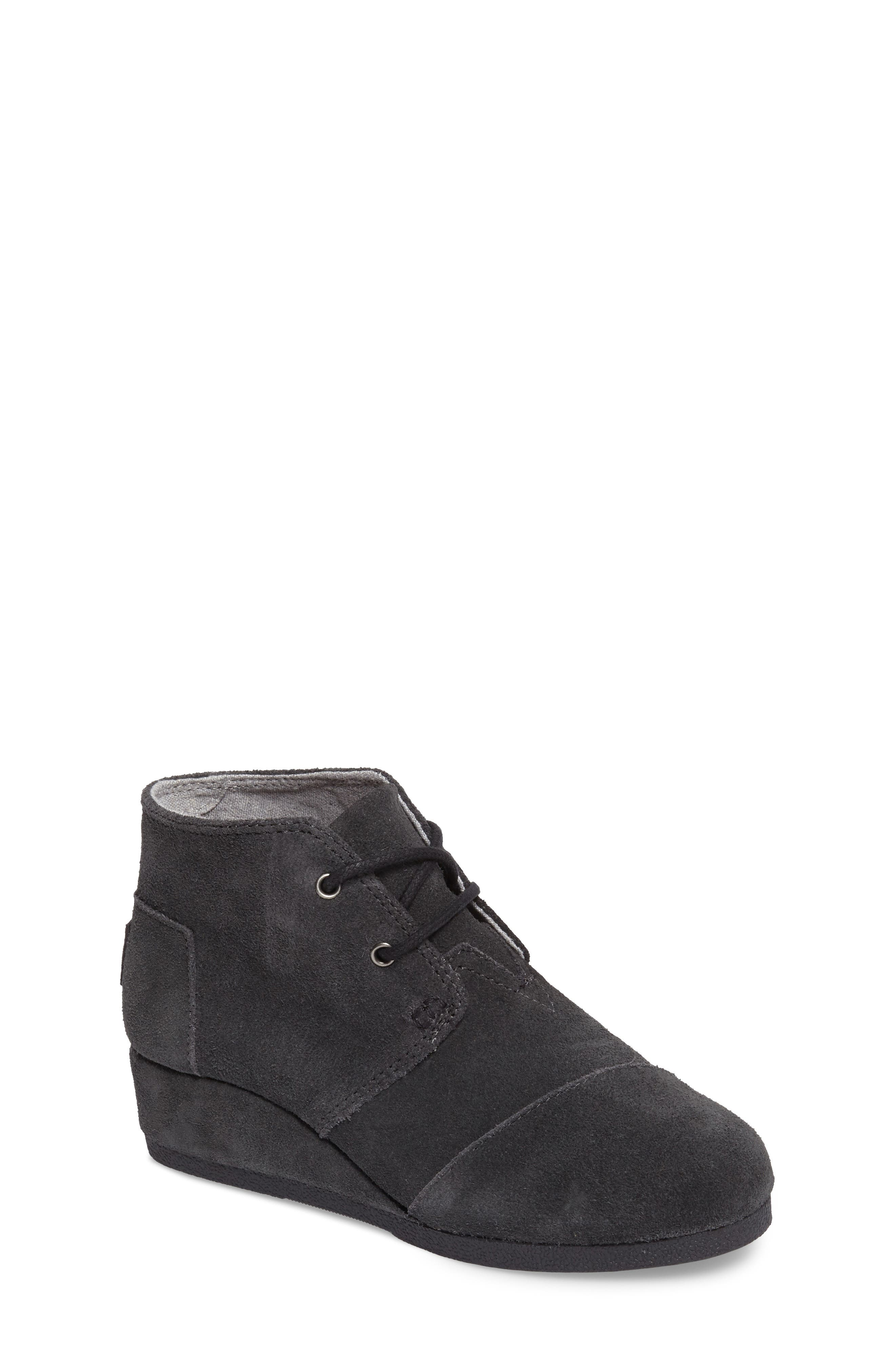 'Desert - Youth' Wedge Bootie,                             Main thumbnail 1, color,                             021