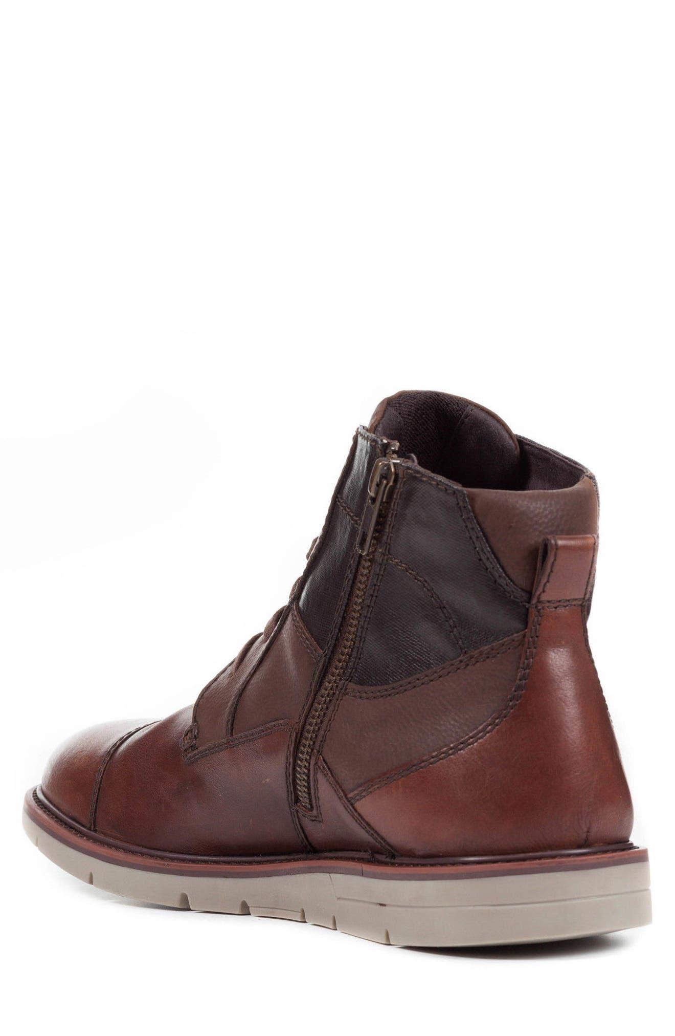 Muvet 5 Cap Toe Boot,                             Alternate thumbnail 4, color,