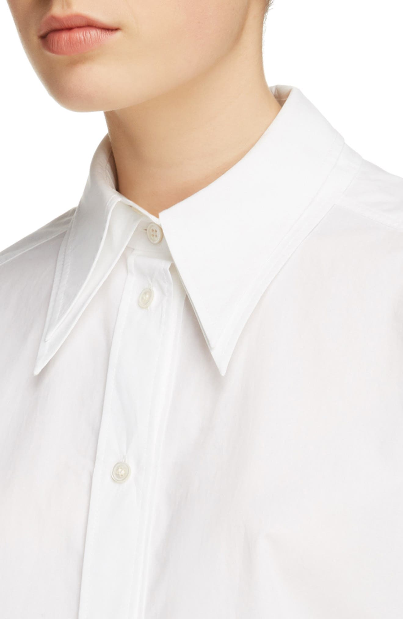 Roline Shirt,                             Alternate thumbnail 4, color,                             100