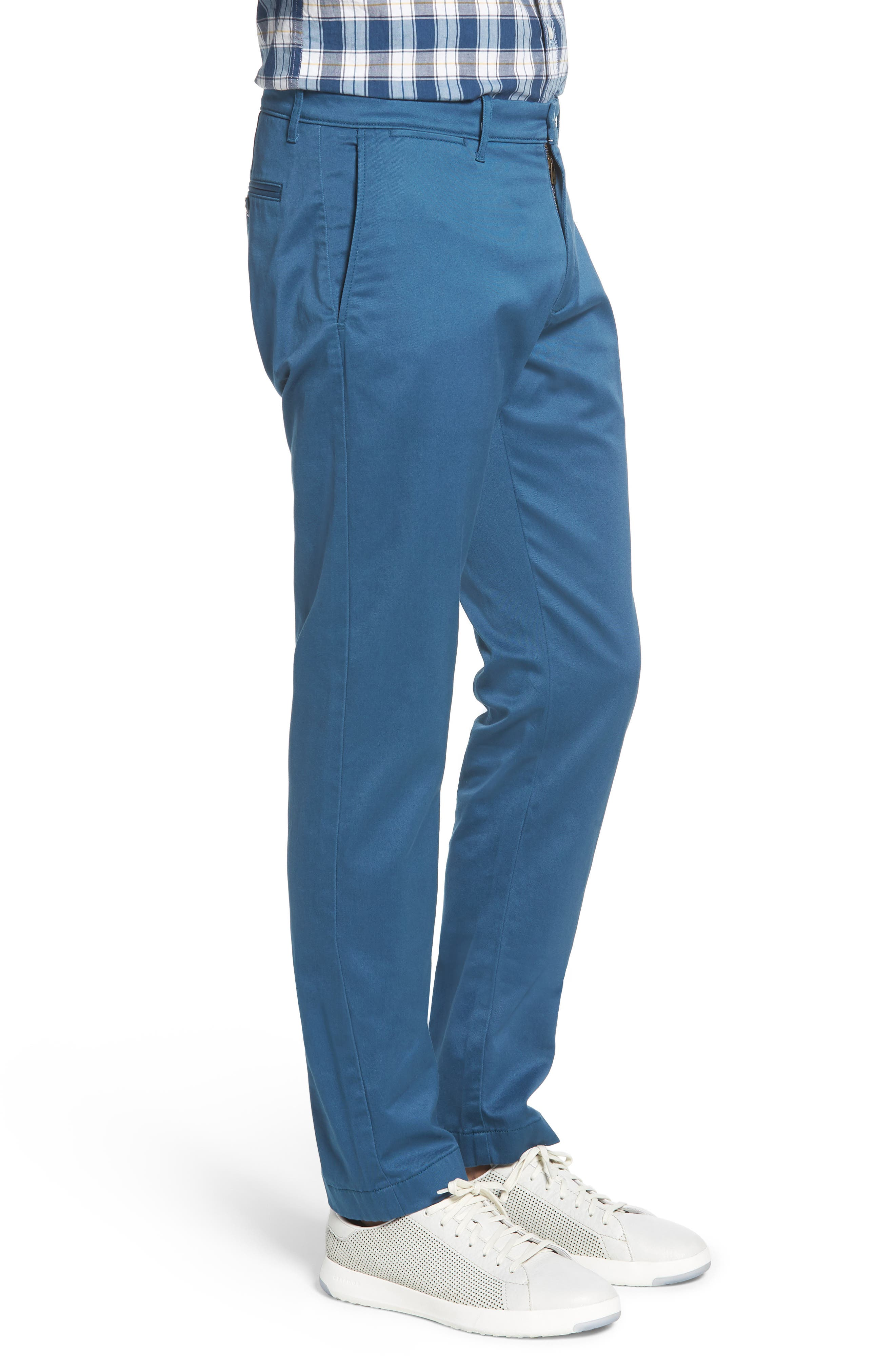 484 Slim Fit Stretch Chino Pants,                             Alternate thumbnail 32, color,