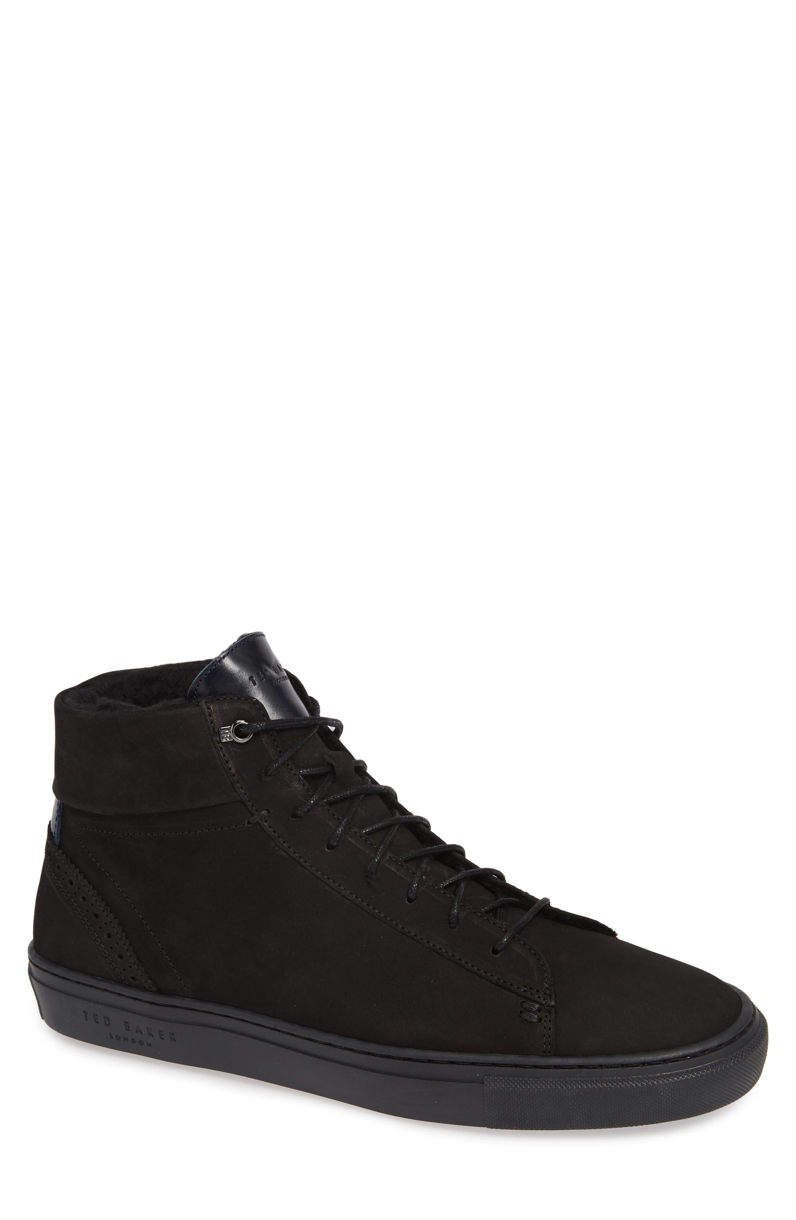 Ted Baker Thonel Sneaker In Black