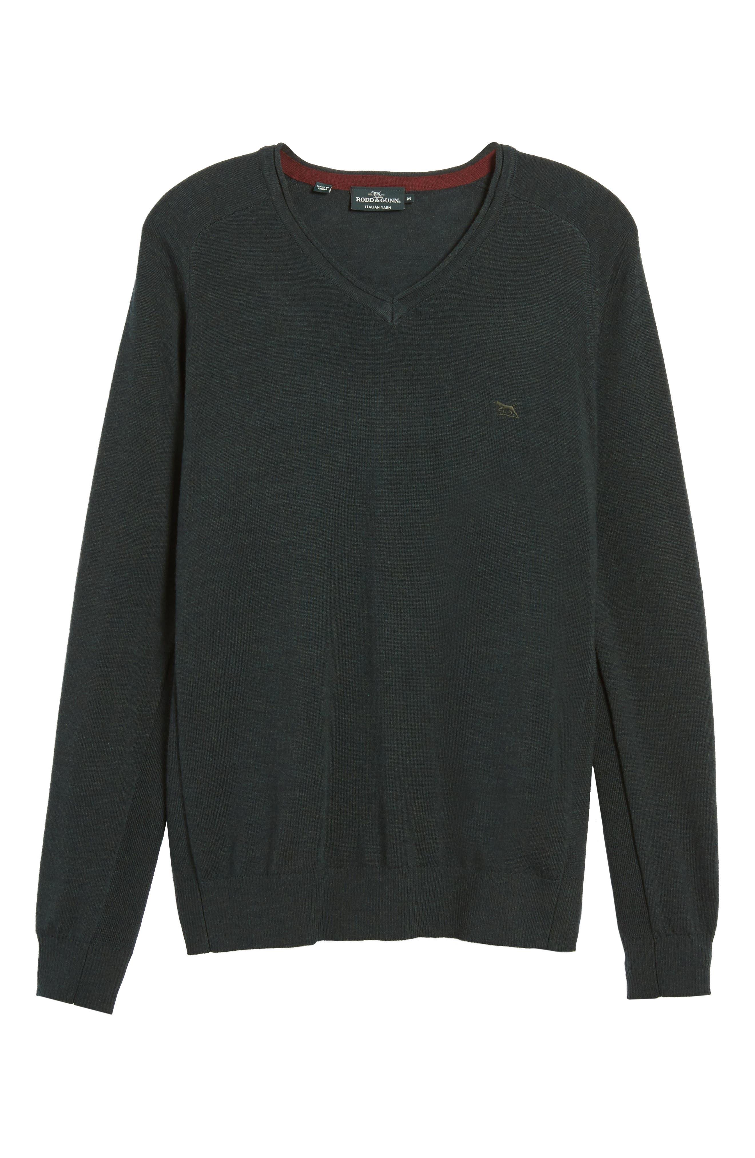 Burfield Wool Sweater,                             Alternate thumbnail 32, color,