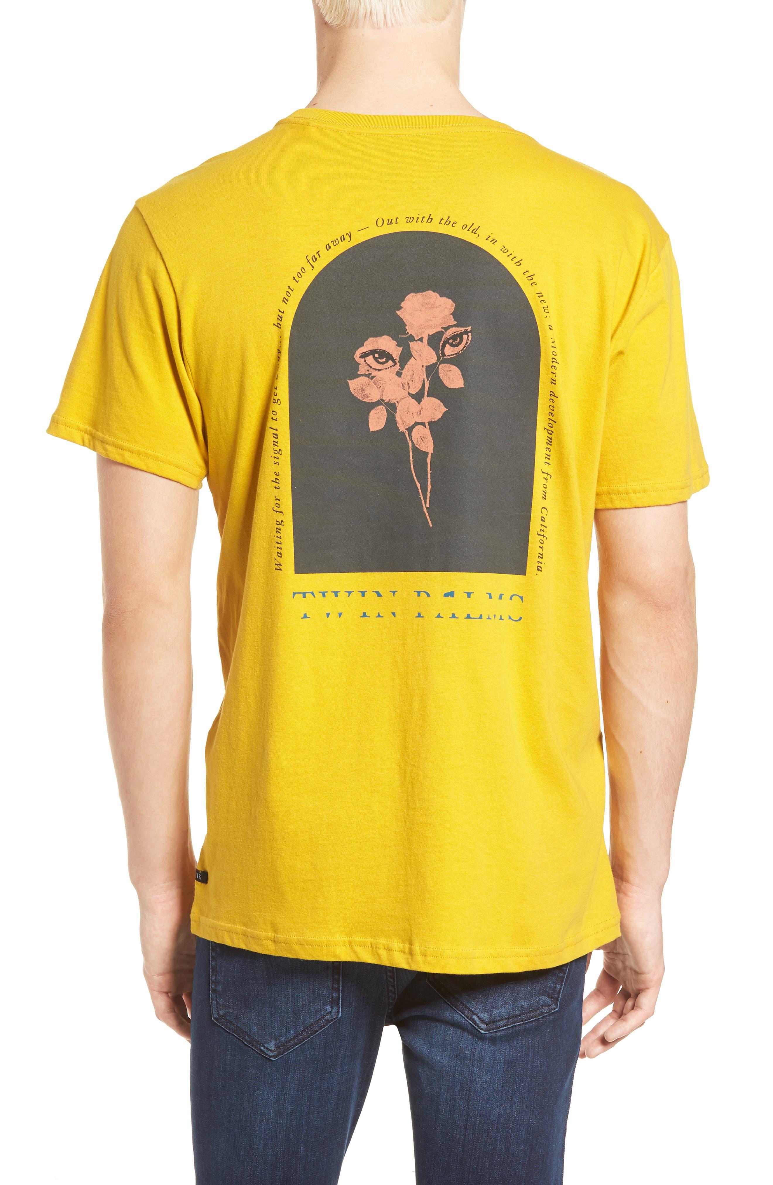 Twin Palms Graphic T-Shirt,                             Alternate thumbnail 2, color,                             701