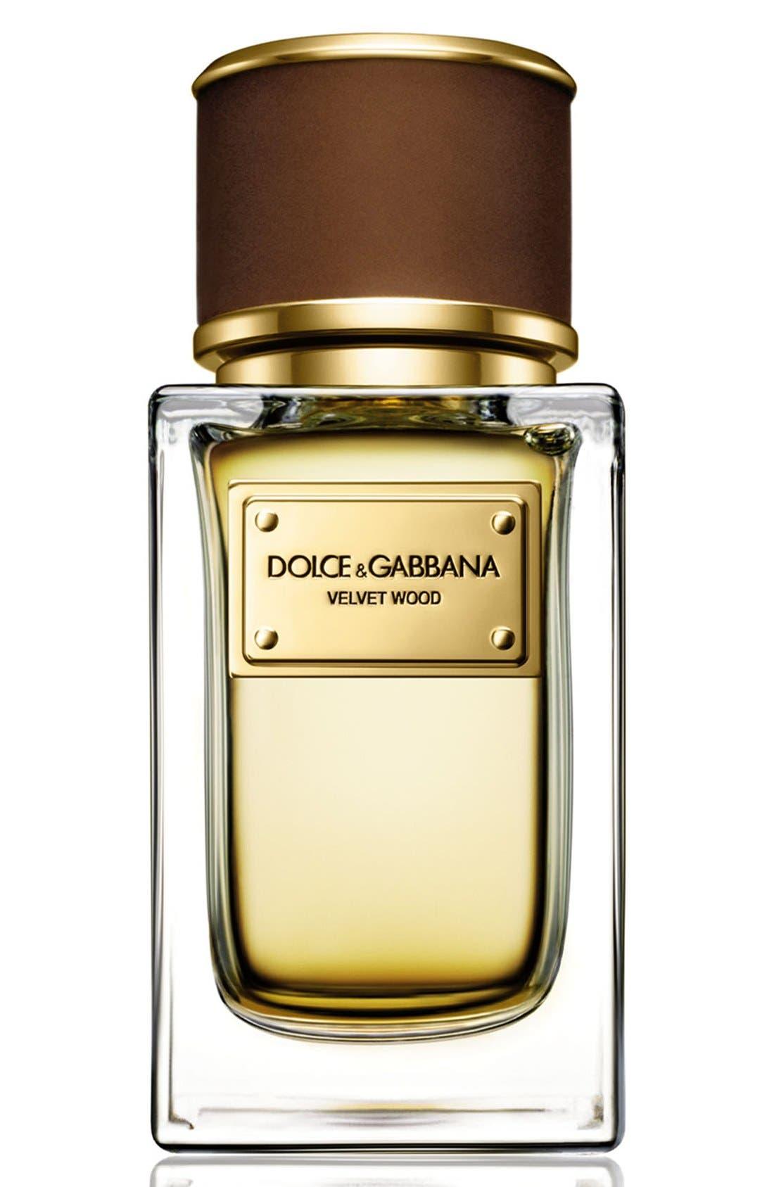 'Velvet Wood' Eau de Parfum,                             Main thumbnail 1, color,