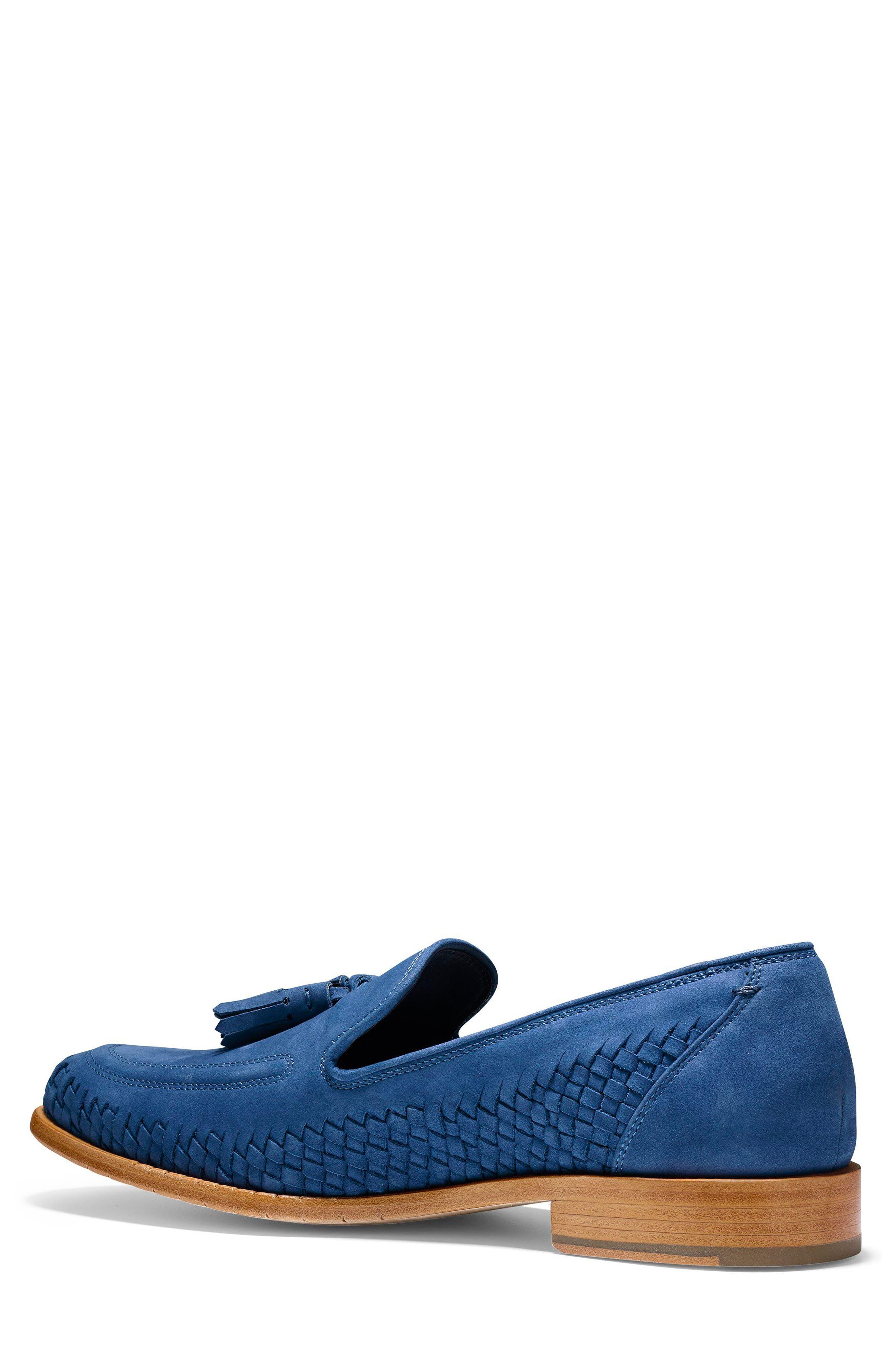 Washington Grand Tassel Loafer,                             Alternate thumbnail 8, color,