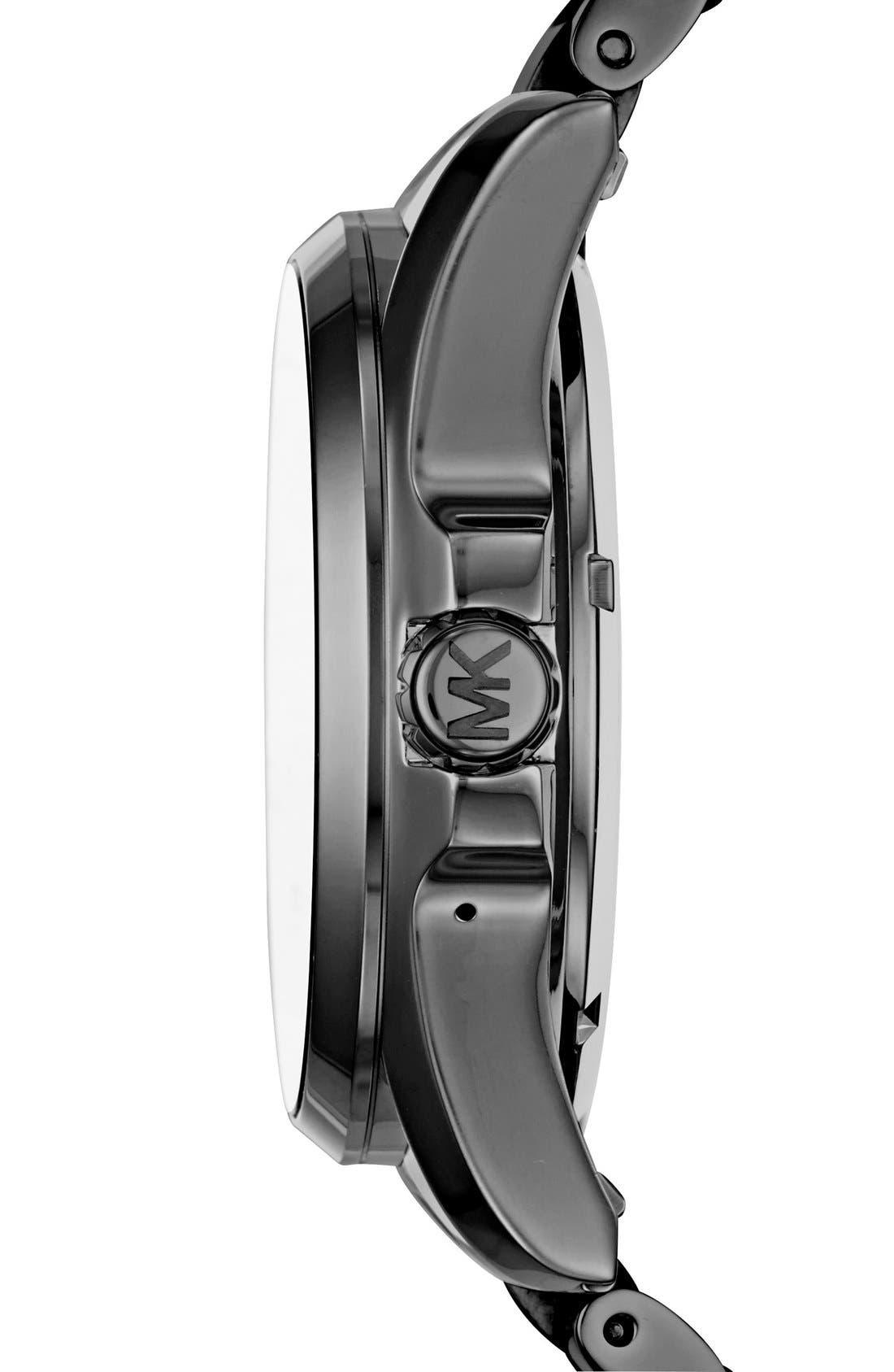 MICHAEL Michael Kors Bradshaw Access Bracelet Smart Watch, 45mm,                             Alternate thumbnail 25, color,