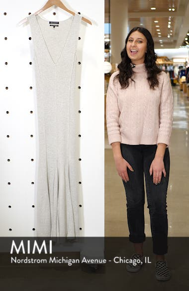 Maxi Sweater Dress, sales video thumbnail