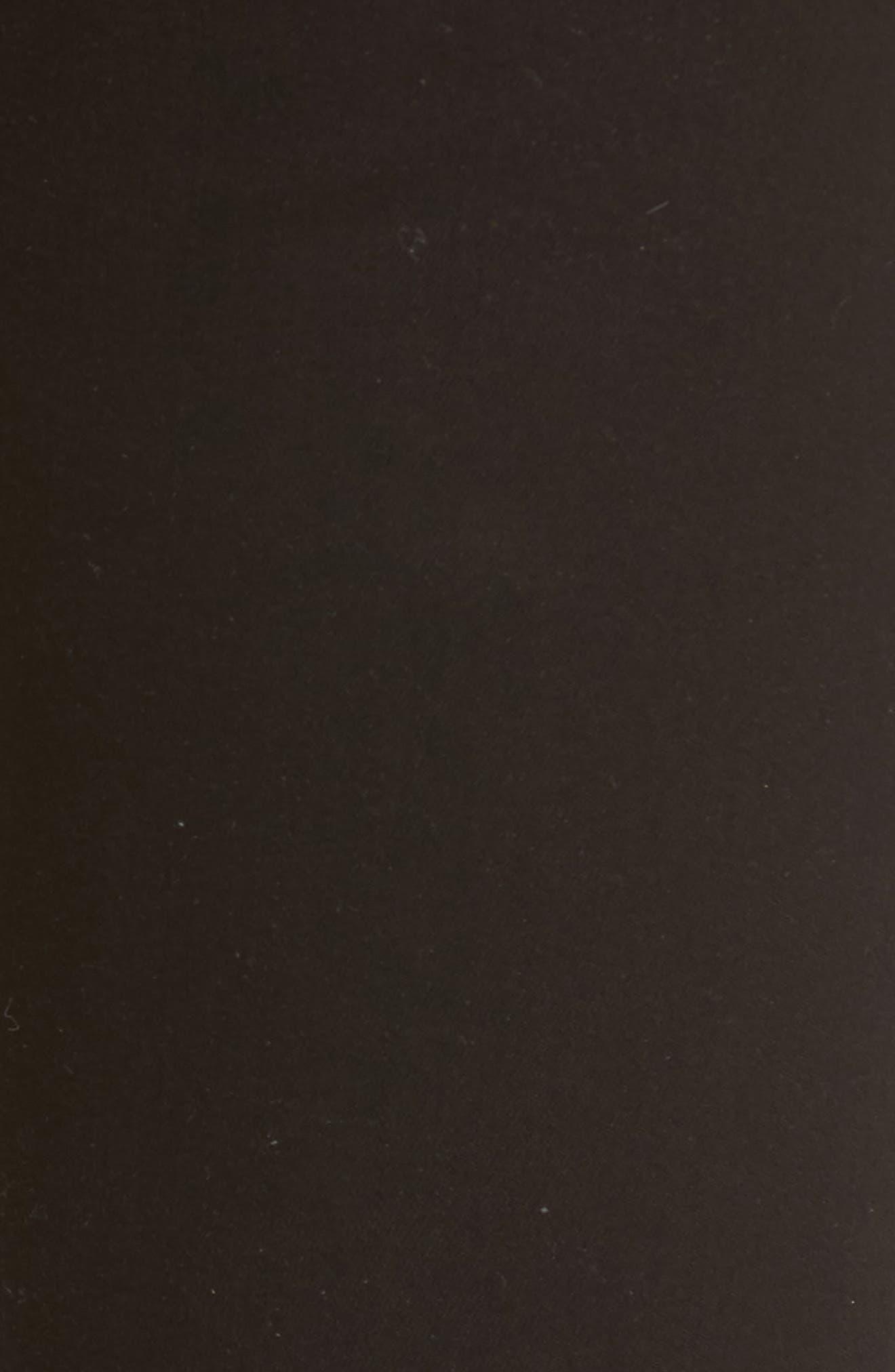 Maria High Waist Skinny Jeans,                             Alternate thumbnail 6, color,                             BLACK BASTILLE