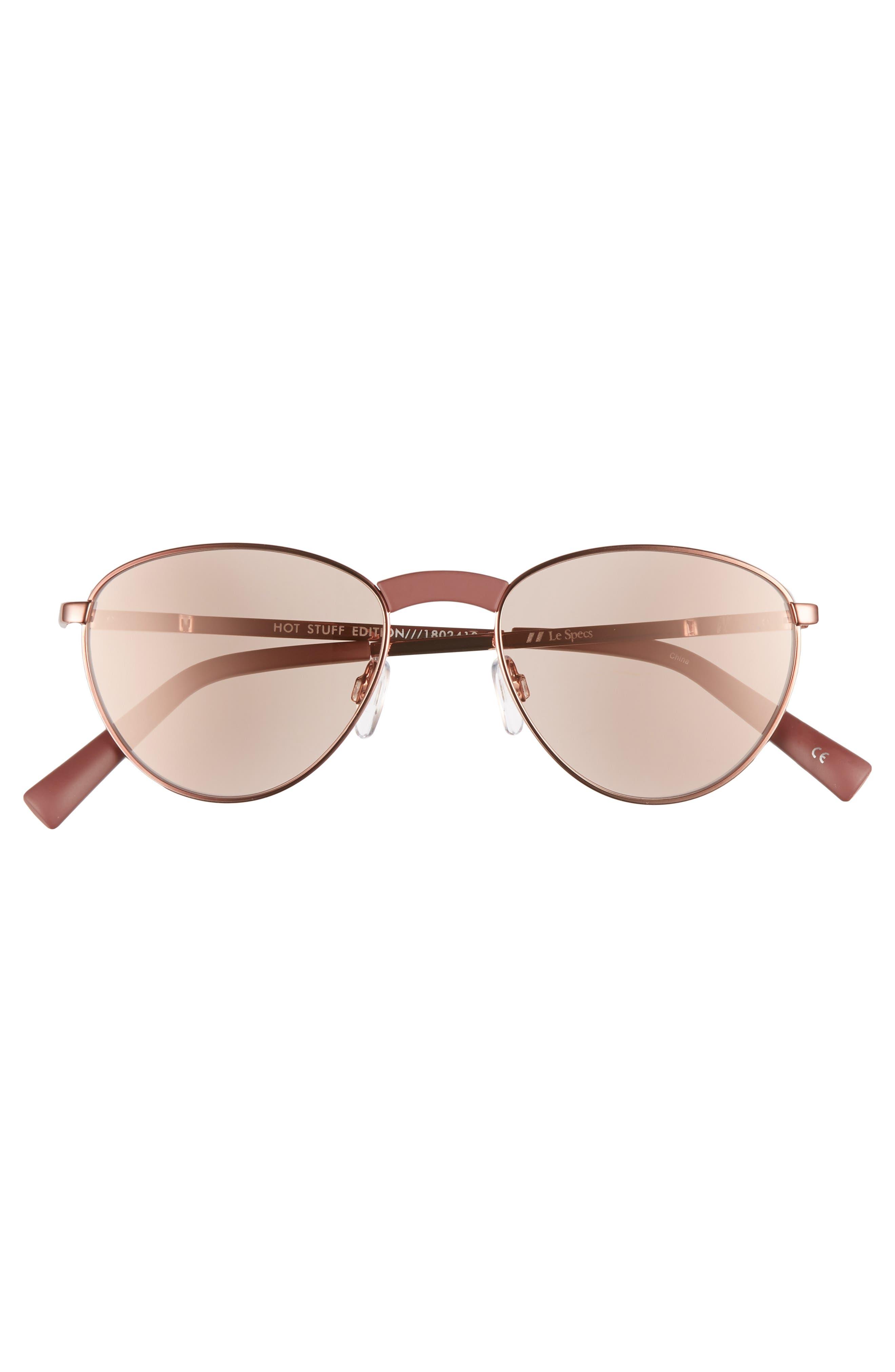 Hot Stuff 52mm Sunglasses,                             Alternate thumbnail 3, color,                             200