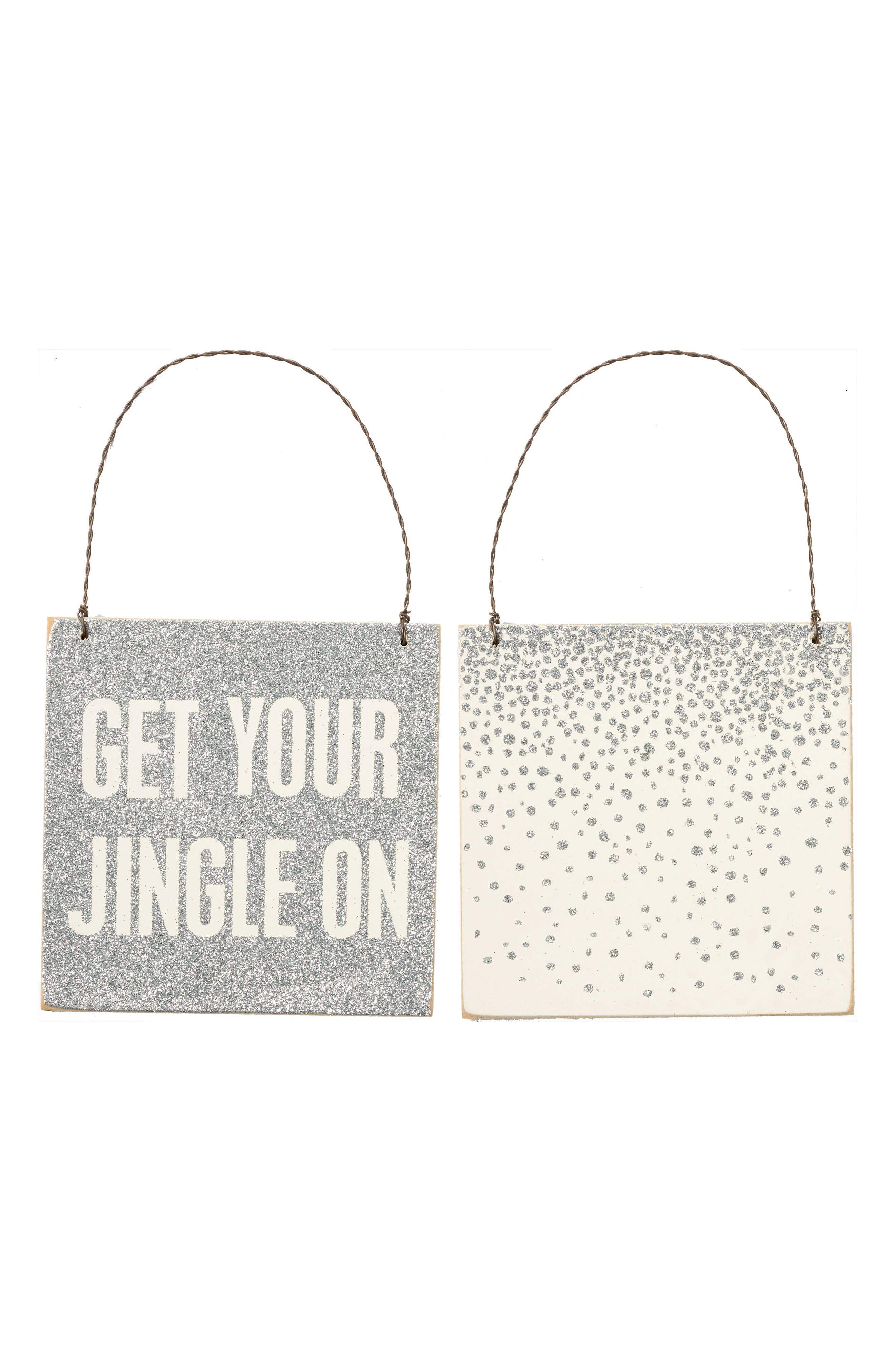 Get Your Jingle On Ornament,                         Main,                         color, 020