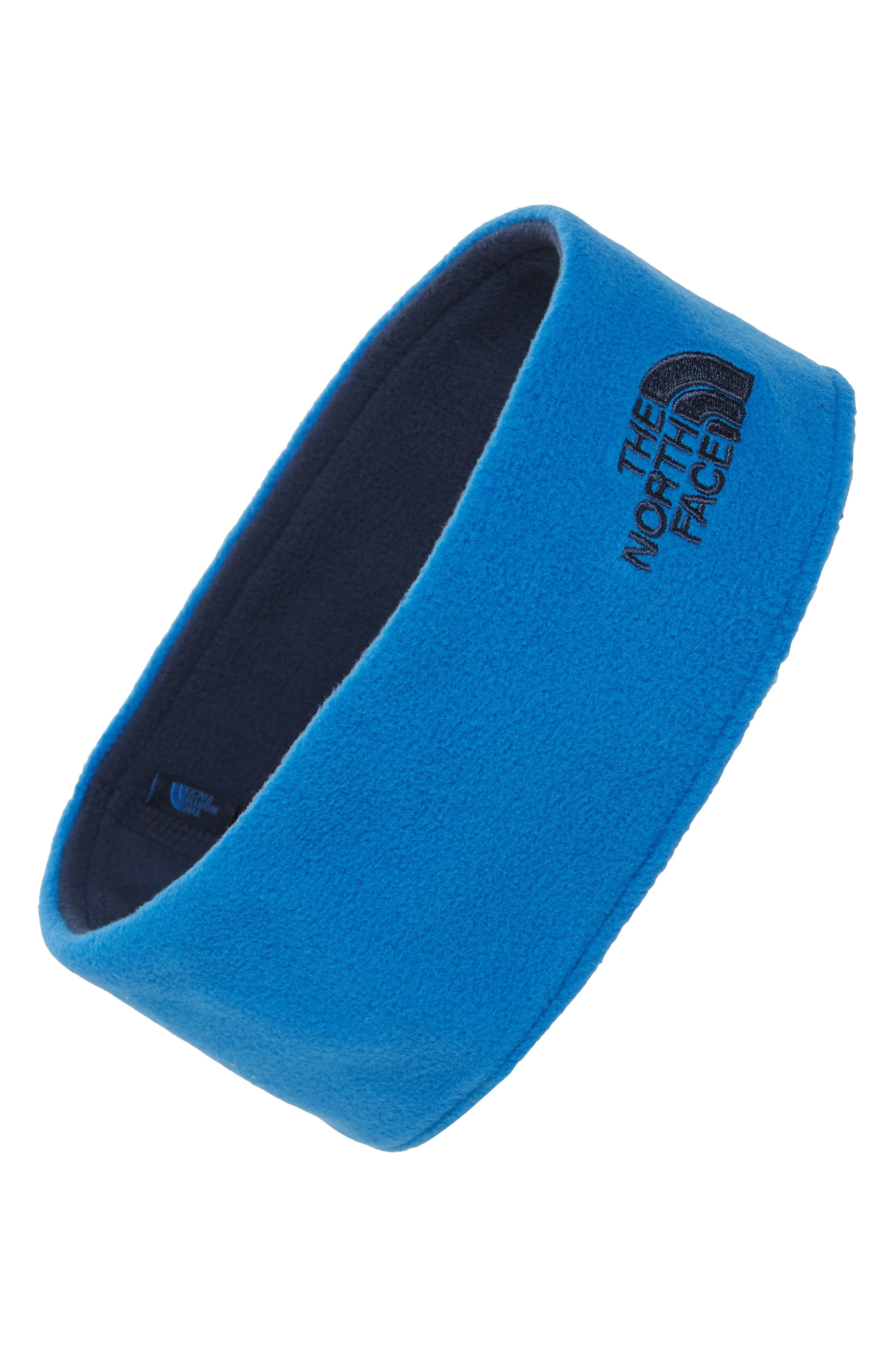 THE NORTH FACE,                             Standard Issue Reversible Earband,                             Main thumbnail 1, color,                             TURKISH SEA/ COSMIC BLUE
