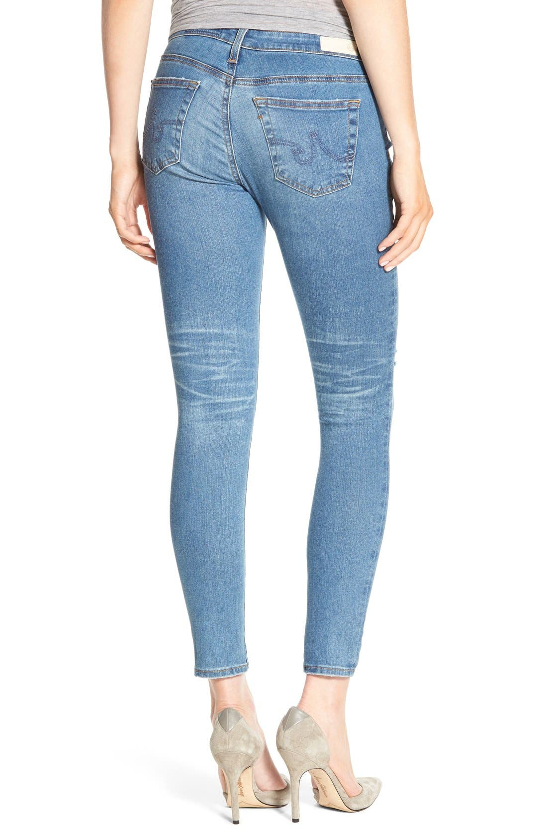 The Legging Ankle Jeans,                             Alternate thumbnail 123, color,