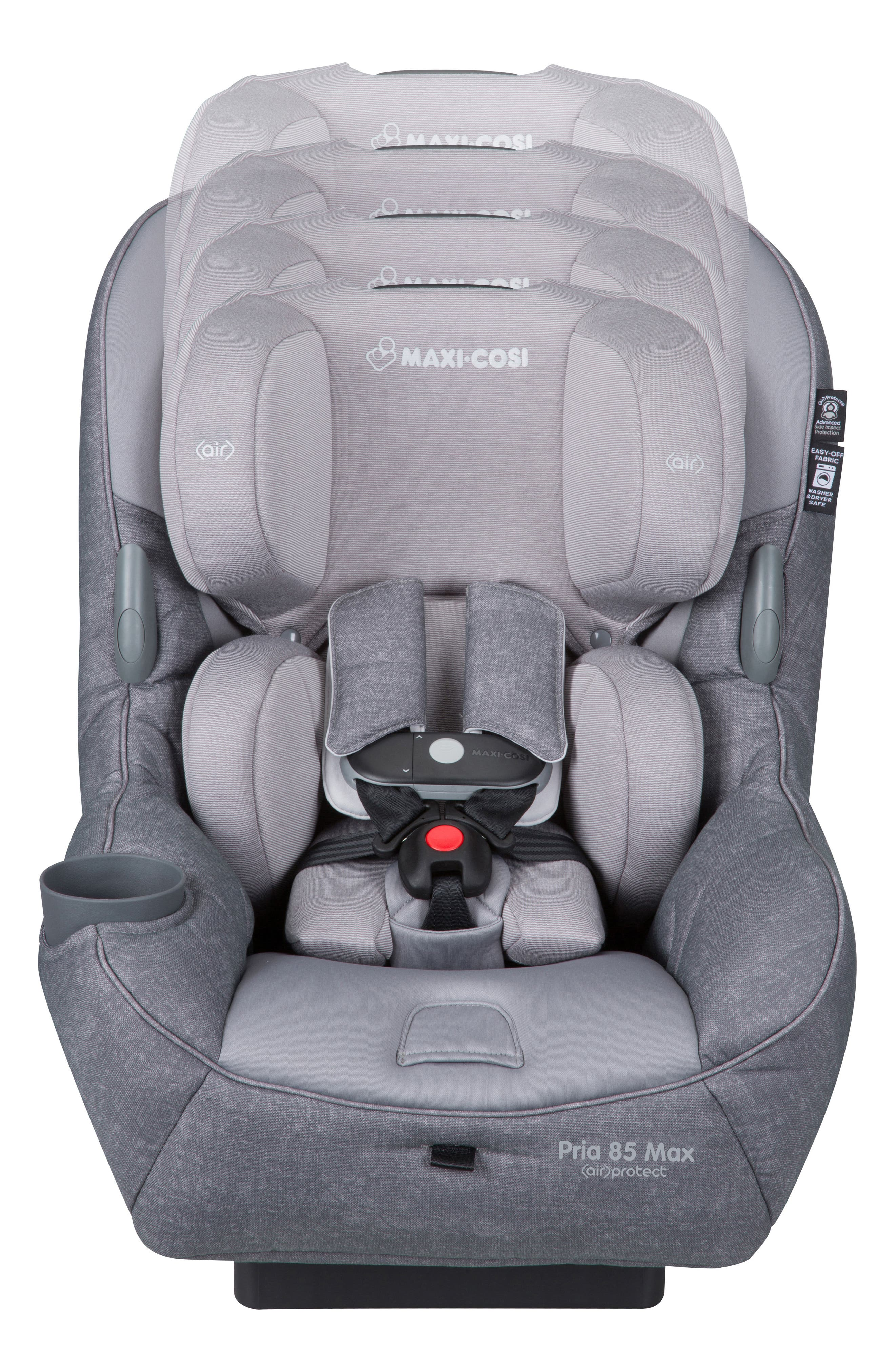 MAXI-COSI<SUP>®</SUP>,                             Pria<sup>™</sup> 85 Max Nomad Collection Convertible Car Seat,                             Alternate thumbnail 4, color,                             NOMAD GREY