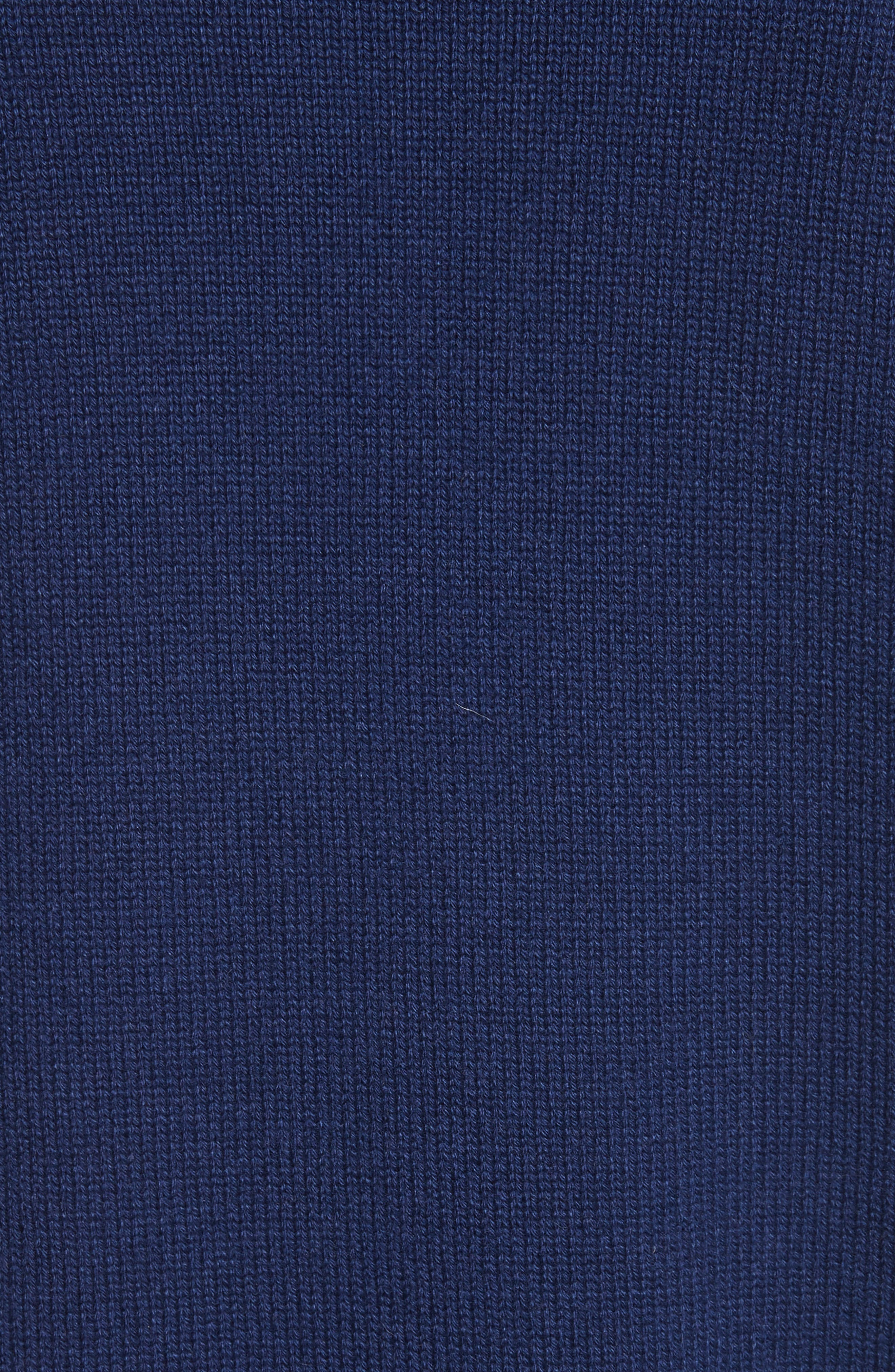Asymmetrical Cashmere Pullover,                             Alternate thumbnail 5, color,                             489