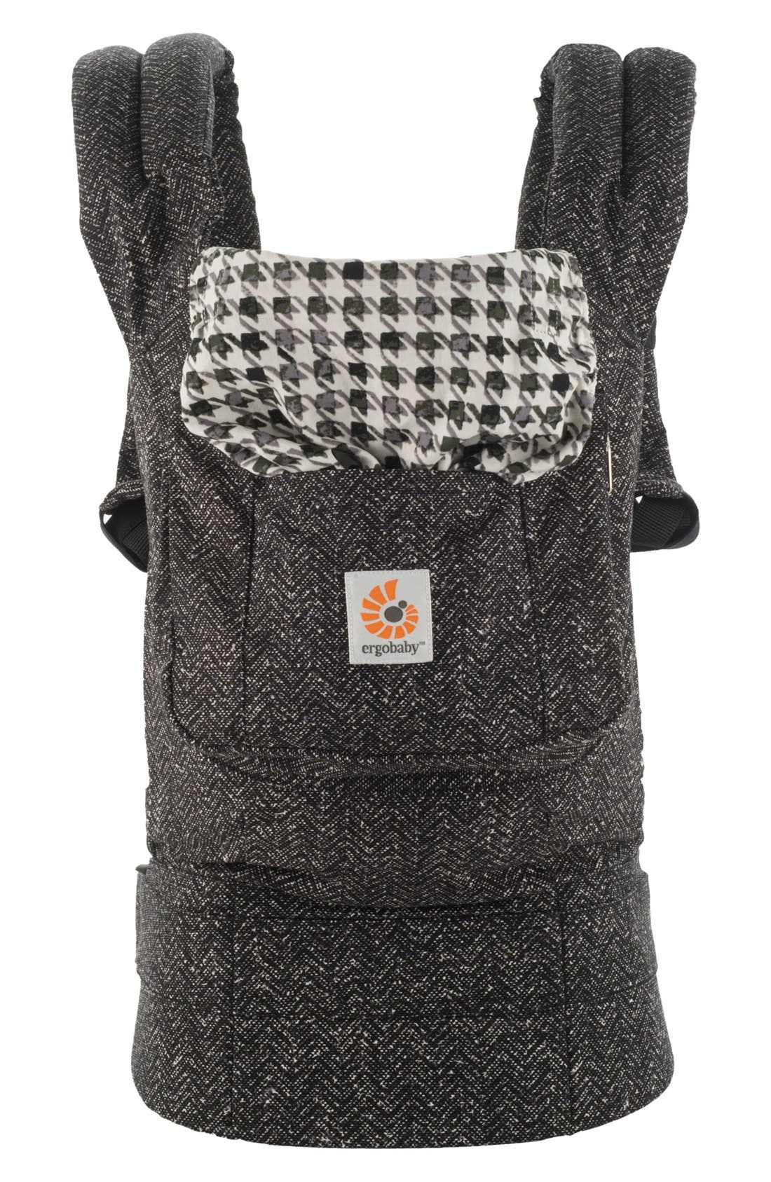 Infant Ergobaby Original Cotton Baby Carrier Size One Size  Black