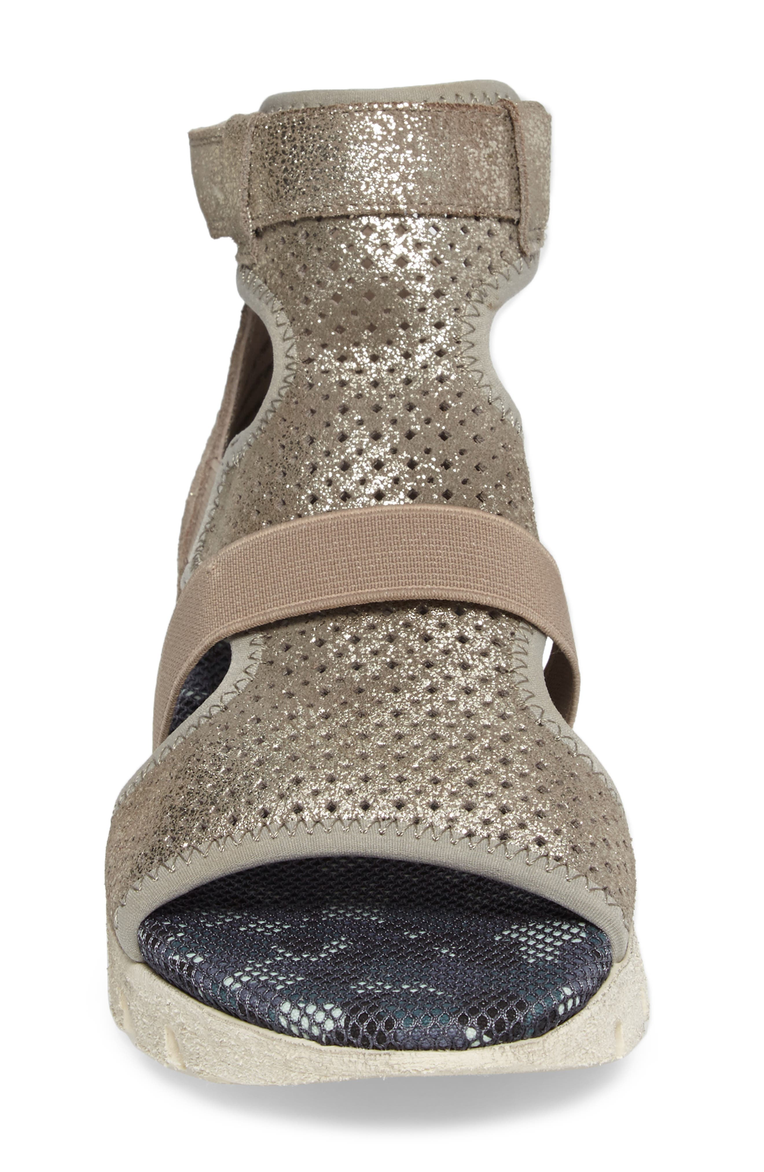 Astro Perforated Gladiator Sandal,                             Alternate thumbnail 11, color,