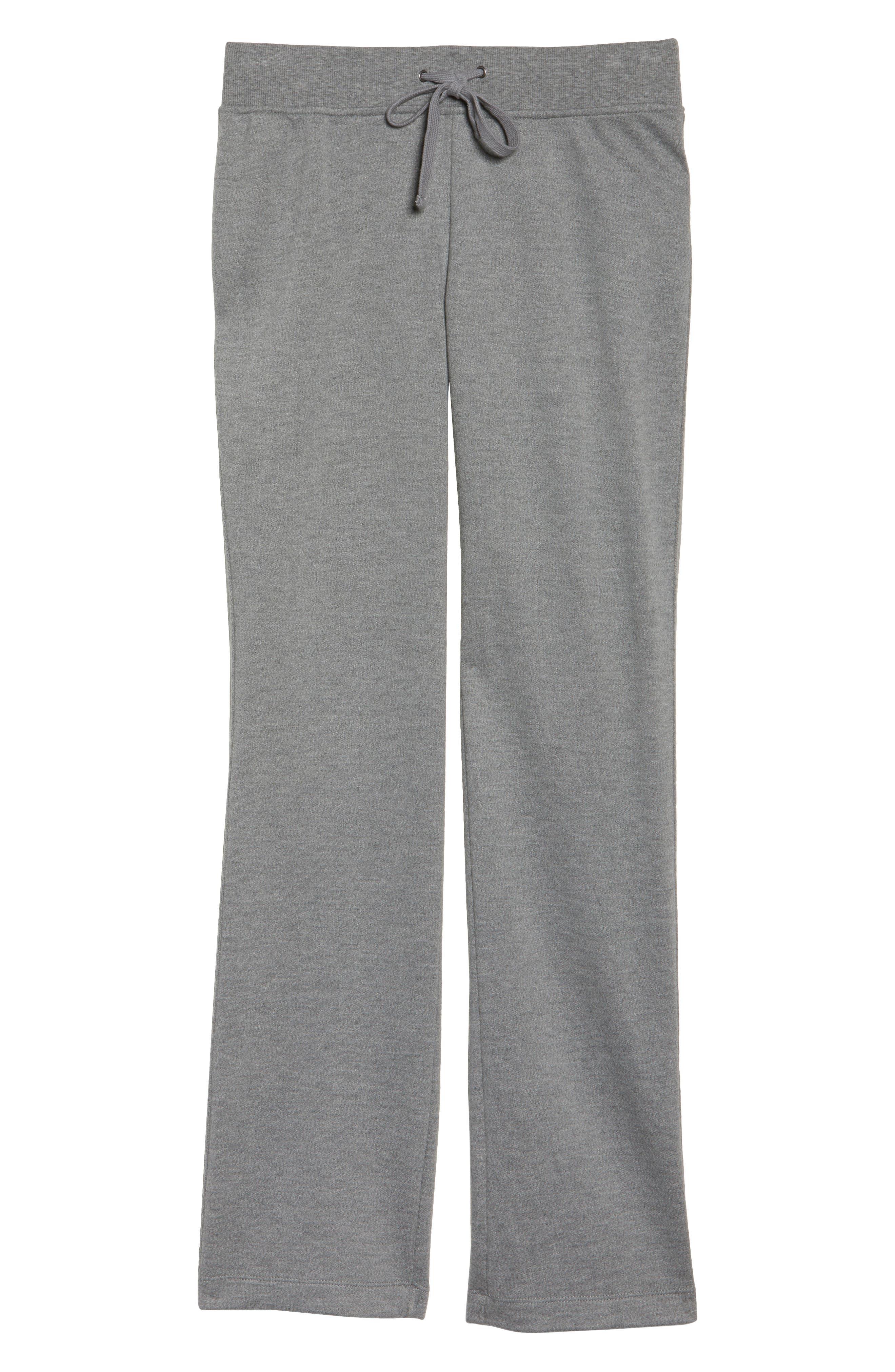 Penny Lounge Pants,                             Alternate thumbnail 6, color,                             GREY HEATHER
